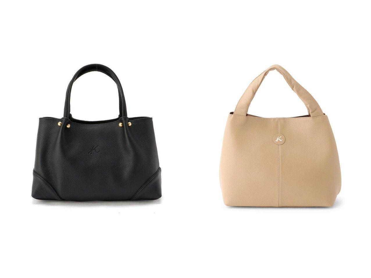 【KitamuraK2/キタムラケイツウ】のキタムラ牛革ハンドバッグ N2-172&【Kitamura/キタムラ】のセミショルダーバッグ Y-0532 バッグ・鞄のおすすめ!人気、トレンド・レディースファッションの通販  おすすめで人気の流行・トレンド、ファッションの通販商品 メンズファッション・キッズファッション・インテリア・家具・レディースファッション・服の通販 founy(ファニー) https://founy.com/ ファッション Fashion レディースファッション WOMEN バッグ Bag クラシカル ポケット シンプル ハンドバッグ |ID:crp329100000009104