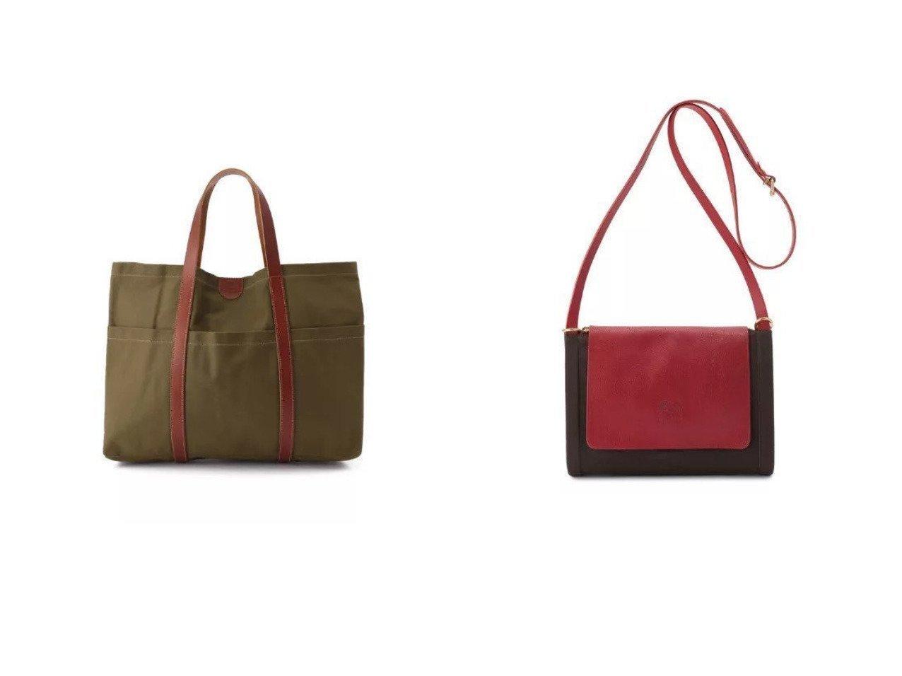 【IL BISONTE/イル ビゾンテ】のトートバッグ&クロスボディバッグ バッグ・鞄のおすすめ!人気、トレンド・レディースファッションの通販  おすすめで人気の流行・トレンド、ファッションの通販商品 メンズファッション・キッズファッション・インテリア・家具・レディースファッション・服の通販 founy(ファニー) https://founy.com/ ファッション Fashion レディースファッション WOMEN バッグ Bag キャンバス パッチ ポケット ジップ スクエア フォルム フラップ 定番 |ID:crp329100000009106