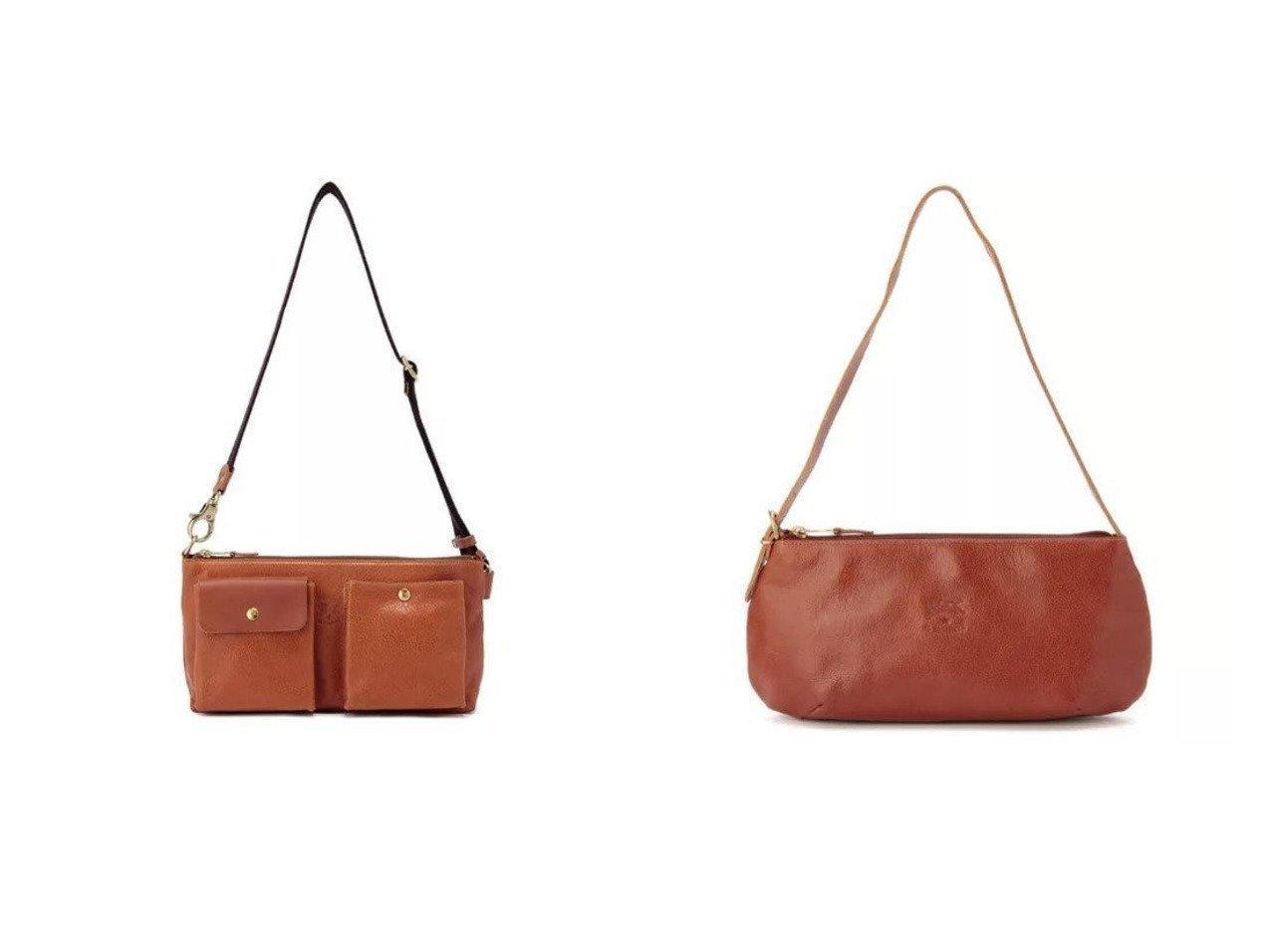 【IL BISONTE/イル ビゾンテ】のショルダーバッグ&ショルダーバッグ バッグ・鞄のおすすめ!人気、トレンド・レディースファッションの通販  おすすめで人気の流行・トレンド、ファッションの通販商品 メンズファッション・キッズファッション・インテリア・家具・レディースファッション・服の通販 founy(ファニー) https://founy.com/ ファッション Fashion レディースファッション WOMEN バッグ Bag シンプル ダブル ポケット ハンドバッグ パーティ フラット 定番 |ID:crp329100000009113