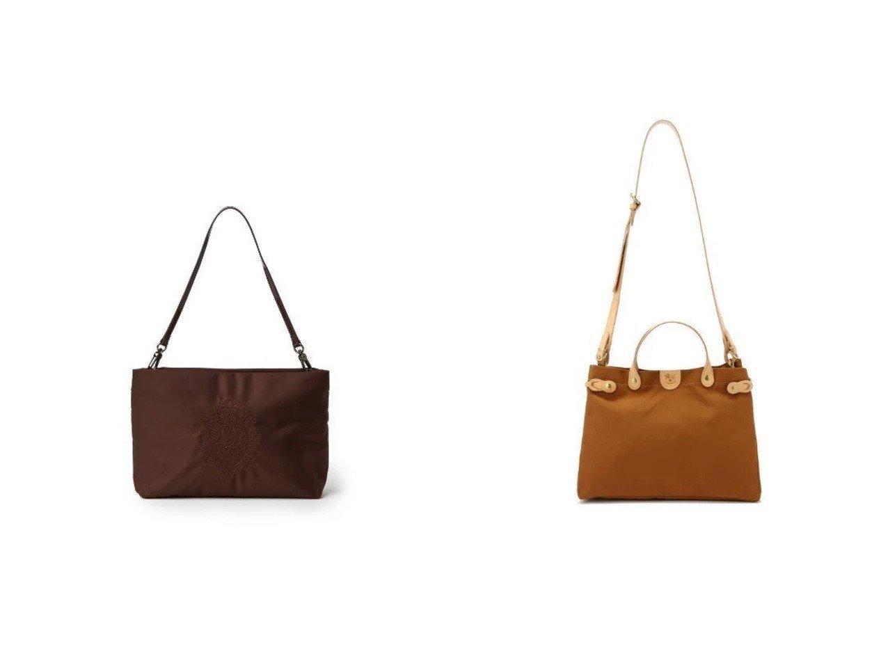 【IL BISONTE/イル ビゾンテ】のショルダーバッグ&【AMACA/アマカ】のDAVIS MINI ショルダーバッグ バッグ・鞄のおすすめ!人気、トレンド・レディースファッションの通販  おすすめで人気の流行・トレンド、ファッションの通販商品 メンズファッション・キッズファッション・インテリア・家具・レディースファッション・服の通販 founy(ファニー) https://founy.com/ ファッション Fashion レディースファッション WOMEN バッグ Bag イタリア スタンダード ポケット 人気 軽量 キャンバス メタル ラップ |ID:crp329100000009115