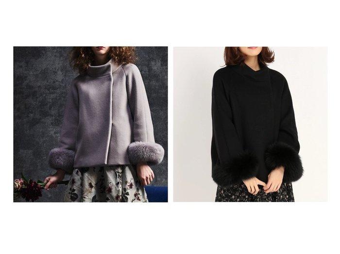 【STRAWBERRY FIELDS/ストロベリーフィールズ】のMANTECOビーバーコート アウターのおすすめ!人気、トレンド・レディースファッションの通販  おすすめファッション通販アイテム レディースファッション・服の通販 founy(ファニー) ファッション Fashion レディースファッション WOMEN アウター Coat Outerwear コート Coats イタリア エレガント スタンド フォックス |ID:crp329100000009131