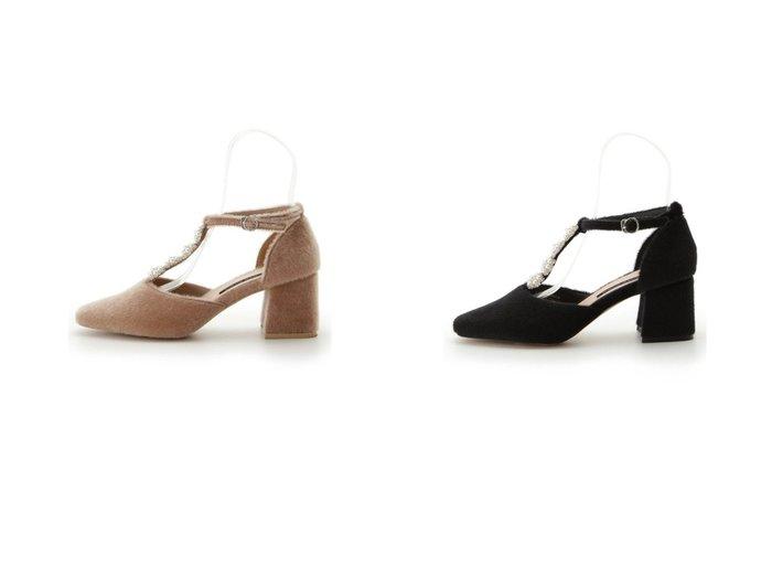 【Lily Brown/リリーブラウン】の[L.B CANDY STOCK]パールフラワーパンプス シューズ・靴のおすすめ!人気、トレンド・レディースファッションの通販 おすすめファッション通販アイテム インテリア・キッズ・メンズ・レディースファッション・服の通販 founy(ファニー) https://founy.com/ ファッション Fashion レディースファッション WOMEN エレガント ジュエリー ストラップパンプス ドレス パール ビジュー フォルム フラワー A/W 秋冬 Autumn & Winter  ID:crp329100000009311