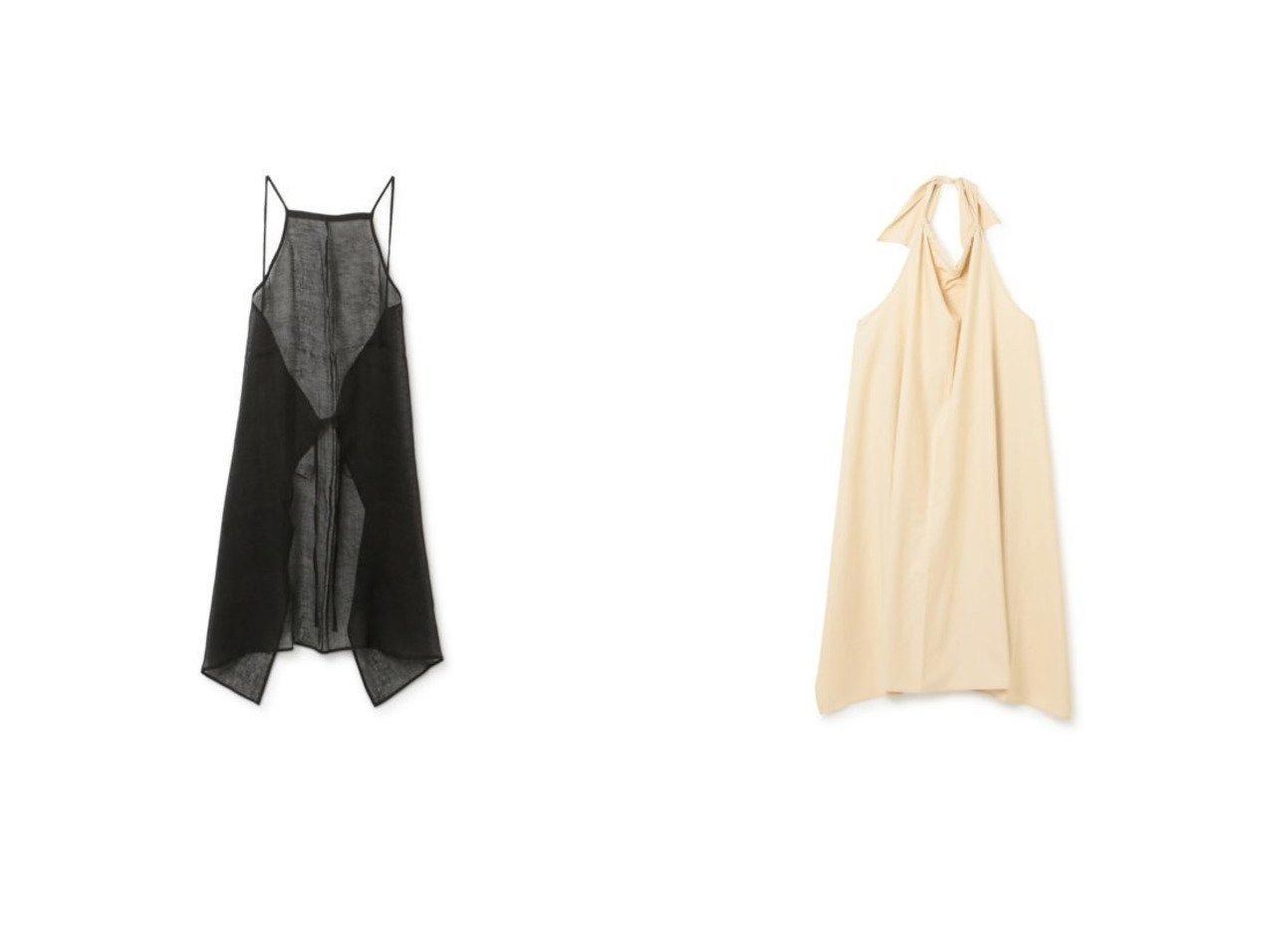 【Baserange/ベースレンジ】のYUMI APRON&DOUR APRON DRESS ワンピース・ドレスのおすすめ!人気、トレンド・レディースファッションの通販 おすすめで人気の流行・トレンド、ファッションの通販商品 メンズファッション・キッズファッション・インテリア・家具・レディースファッション・服の通販 founy(ファニー) https://founy.com/ ファッション Fashion レディースファッション WOMEN ワンピース Dress ドレス Party Dresses インナー ドレス ノースリーブ フォーマル リネン シルク モダン ロング  ID:crp329100000009389