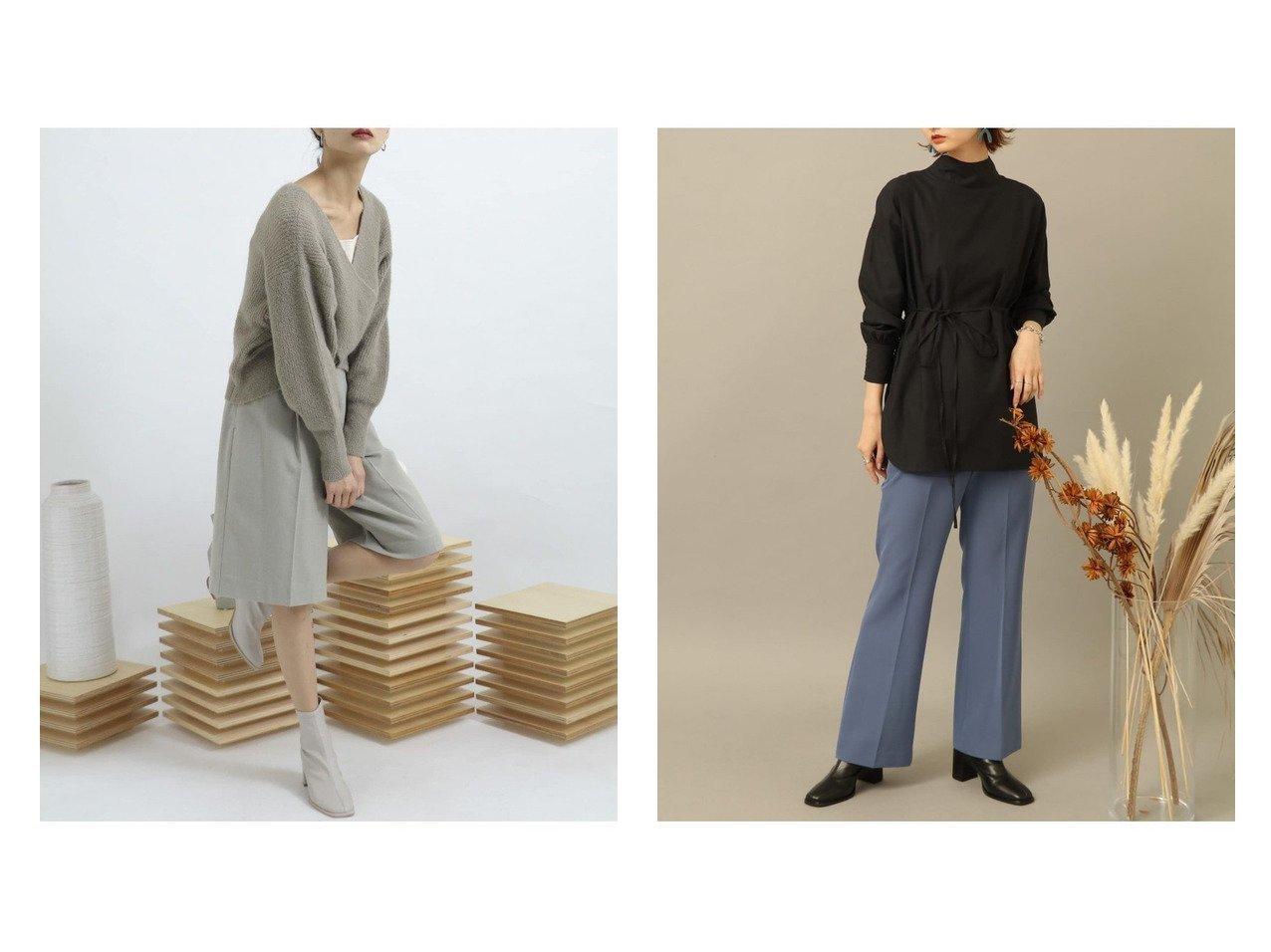 【SENSE OF PLACE / URBAN RESEARCH/センス オブ プレイス】のセンタープレスキックフレアパンツ&サキソニータックキュロットパンツ パンツのおすすめ!人気、トレンド・レディースファッションの通販 おすすめで人気の流行・トレンド、ファッションの通販商品 メンズファッション・キッズファッション・インテリア・家具・レディースファッション・服の通販 founy(ファニー) https://founy.com/ ファッション Fashion レディースファッション WOMEN パンツ Pants スカート Skirt NEW・新作・新着・新入荷 New Arrivals ジーンズ スタンダード ストレッチ チュニック フレア キュロット ジャケット セットアップ センター ポケット ロング 人気 |ID:crp329100000009504