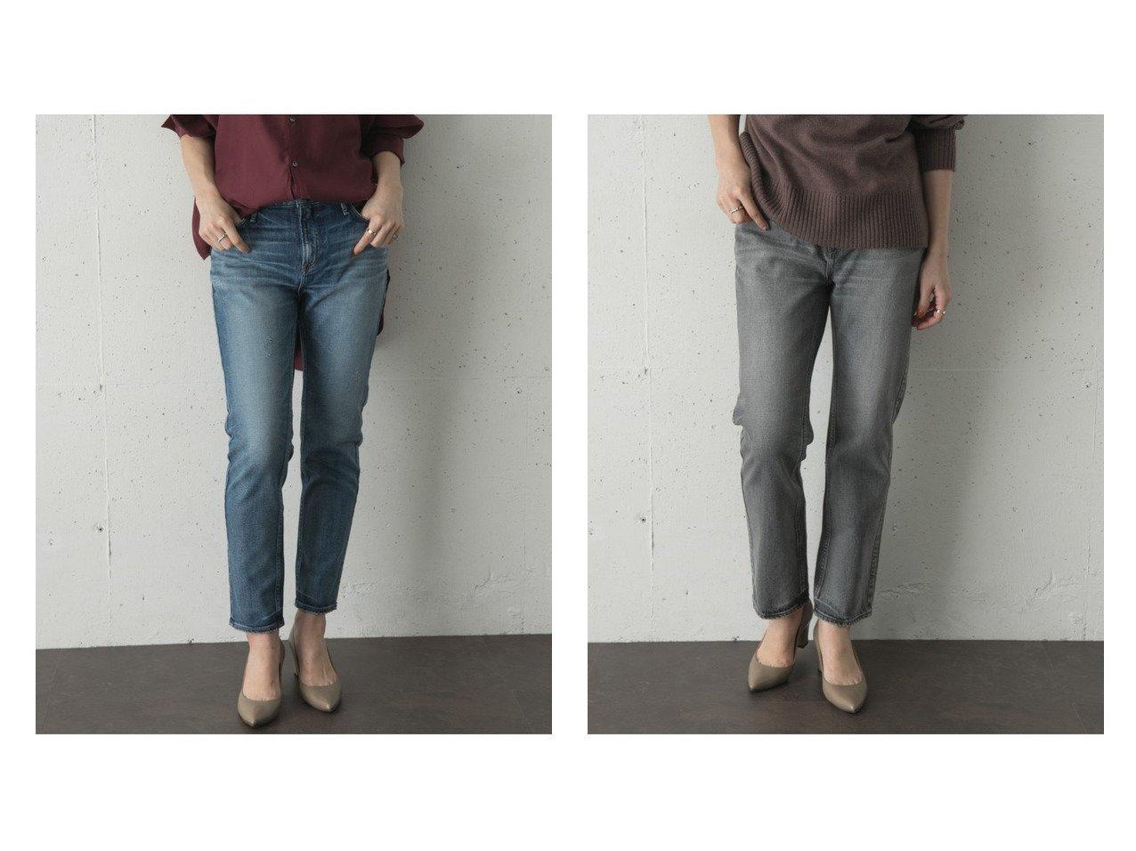 【URBAN RESEARCH ROSSO/アーバンリサーチ ロッソ】のupper hights THE STELLA&upper hights THE LIPSTICK パンツのおすすめ!人気、トレンド・レディースファッションの通販 おすすめで人気の流行・トレンド、ファッションの通販商品 メンズファッション・キッズファッション・インテリア・家具・レディースファッション・服の通販 founy(ファニー) https://founy.com/ ファッション Fashion レディースファッション WOMEN パンツ Pants NEW・新作・新着・新入荷 New Arrivals シンプル ジーンズ ベーシック ポケット 春 |ID:crp329100000009511