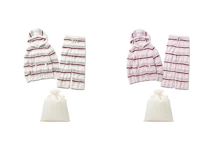 【gelato pique/ジェラート ピケ】の【ギフト巾着入り】 ジェラート デザートボーダーパーカ&ロングパンツSET ホームウェアのおすすめ!人気、トレンド・レディースファッションの通販 おすすめファッション通販アイテム レディースファッション・服の通販 founy(ファニー) ファッション Fashion レディースファッション WOMEN セットアップ Setup パンツ Pants ロング 巾着 |ID:crp329100000009582
