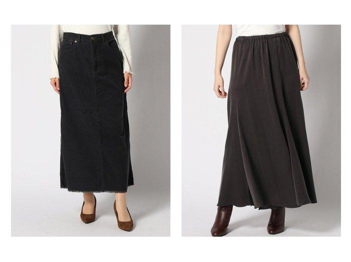 【Plage/プラージュ】のFibril Slit SK.Re&【LEPSIM LOWRYS FARM/レプシィム ローリーズファーム】のロングコーデュロイSK スカートのおすすめ!人気、トレンド・レディースファッションの通販 おすすめファッション通販アイテム レディースファッション・服の通販 founy(ファニー) ファッション Fashion レディースファッション WOMEN スカート Skirt ロングスカート Long Skirt NEW・新作・新着・新入荷 New Arrivals コーデュロイ ショート ロング 冬 Winter 2020年 2020 2020-2021 秋冬 A/W AW Autumn/Winter / FW Fall-Winter 2020-2021 A/W 秋冬 AW Autumn/Winter / FW Fall-Winter |ID:crp329100000009591