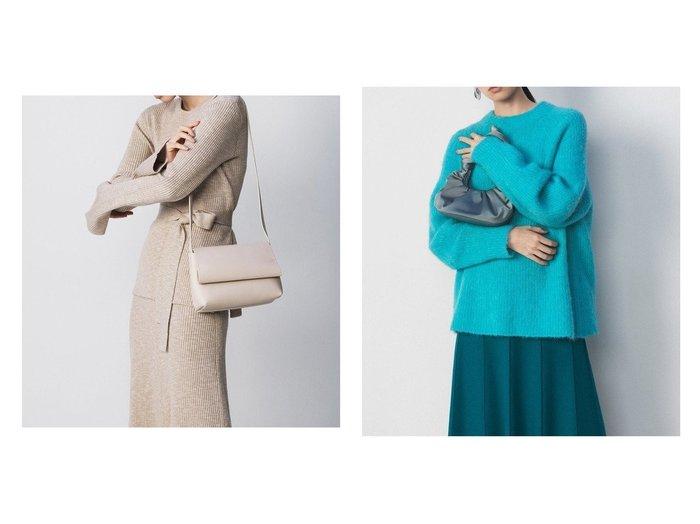 【Mila Owen/ミラオーウェン】のウール混パネルデザインミディスカート&ナローリブニットスカート スカートのおすすめ!人気、トレンド・レディースファッションの通販 おすすめファッション通販アイテム インテリア・キッズ・メンズ・レディースファッション・服の通販 founy(ファニー) https://founy.com/ ファッション Fashion レディースファッション WOMEN スカート Skirt ミニスカート Mini Skirts オレンジ セットアップ パープル フィット フレア ミニスカート リボン 再入荷 Restock/Back in Stock/Re Arrival 冬 Winter |ID:crp329100000009620