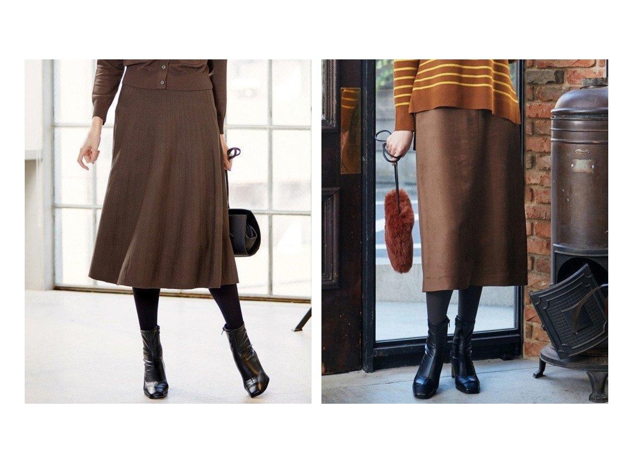 【KUMIKYOKU/組曲】の【KMKK】ヴィスコースストレッチ ニットスカート&【洗える】マットスエード タイトスカート スカートのおすすめ!人気、トレンド・レディースファッションの通販  おすすめで人気の流行・トレンド、ファッションの通販商品 メンズファッション・キッズファッション・インテリア・家具・レディースファッション・服の通販 founy(ファニー) https://founy.com/ ファッション Fashion レディースファッション WOMEN スカート Skirt 秋 カーディガン コンパクト ストレッチ セットアップ パーカー ベーシック 楽ちん A/W 秋冬 AW Autumn/Winter / FW Fall-Winter 2020年 2020 2020-2021 秋冬 A/W AW Autumn/Winter / FW Fall-Winter 2020-2021 送料無料 Free Shipping ウォーム スエード タイトスカート リブニット 洗える |ID:crp329100000009744