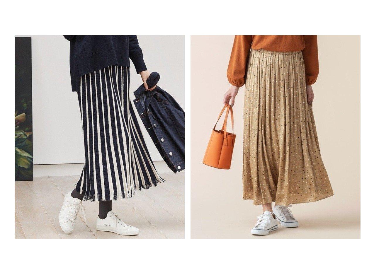 【KUMIKYOKU/組曲】の【洗える】ウールストレッチ ヘリンボーン ニットスカ―ト&【洗える】ヴィンテージサテンギャザープリント スカート スカートのおすすめ!人気、トレンド・レディースファッションの通販  おすすめで人気の流行・トレンド、ファッションの通販商品 メンズファッション・キッズファッション・インテリア・家具・レディースファッション・服の通販 founy(ファニー) https://founy.com/ ファッション Fashion レディースファッション WOMEN スカート Skirt 洗える カットソー ストライプ ストレッチ セットアップ フリンジ ヘリンボーン A/W 秋冬 AW Autumn/Winter / FW Fall-Winter 2020年 2020 2020-2021 秋冬 A/W AW Autumn/Winter / FW Fall-Winter 2020-2021 送料無料 Free Shipping |ID:crp329100000009746