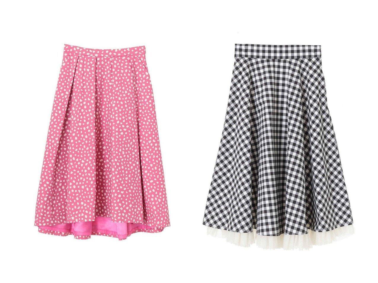【31 Sons de mode/トランテアン ソン ドゥ モード】の裾チュールミディ丈柄スカート&レオパード柄フレアスカート スカートのおすすめ!人気、トレンド・レディースファッションの通販  おすすめで人気の流行・トレンド、ファッションの通販商品 メンズファッション・キッズファッション・インテリア・家具・レディースファッション・服の通販 founy(ファニー) https://founy.com/ ファッション Fashion レディースファッション WOMEN スカート Skirt Aライン/フレアスカート Flared A-Line Skirts 2020年 2020 2020-2021 秋冬 A/W AW Autumn/Winter / FW Fall-Winter 2020-2021 2021年 2021 2021 春夏 S/S SS Spring/Summer 2021 コンビ ドット フレア レオパード 春 A/W 秋冬 AW Autumn/Winter / FW Fall-Winter |ID:crp329100000009765