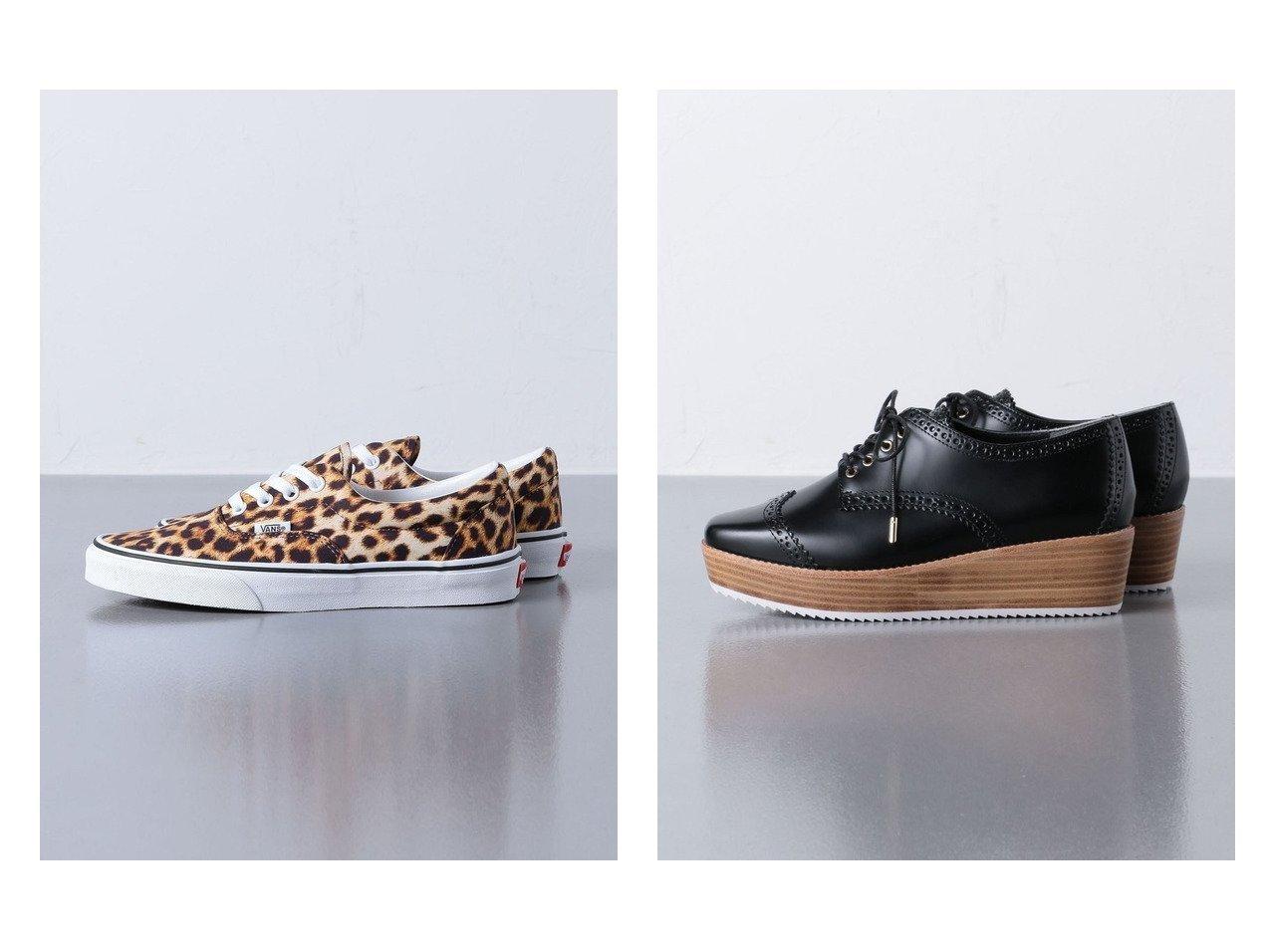 【UNITED ARROWS/ユナイテッドアローズ】のUWMSC レースアップ プラットフォーム シューズ&ERA レオパード スニーカー シューズ・靴のおすすめ!人気、トレンド・レディースファッションの通販 おすすめで人気の流行・トレンド、ファッションの通販商品 メンズファッション・キッズファッション・インテリア・家具・レディースファッション・服の通販 founy(ファニー) https://founy.com/ ファッション Fashion レディースファッション WOMEN シューズ レース カリフォルニア シンプル スニーカー スポーティ スリッポン レオパード 人気 |ID:crp329100000009788