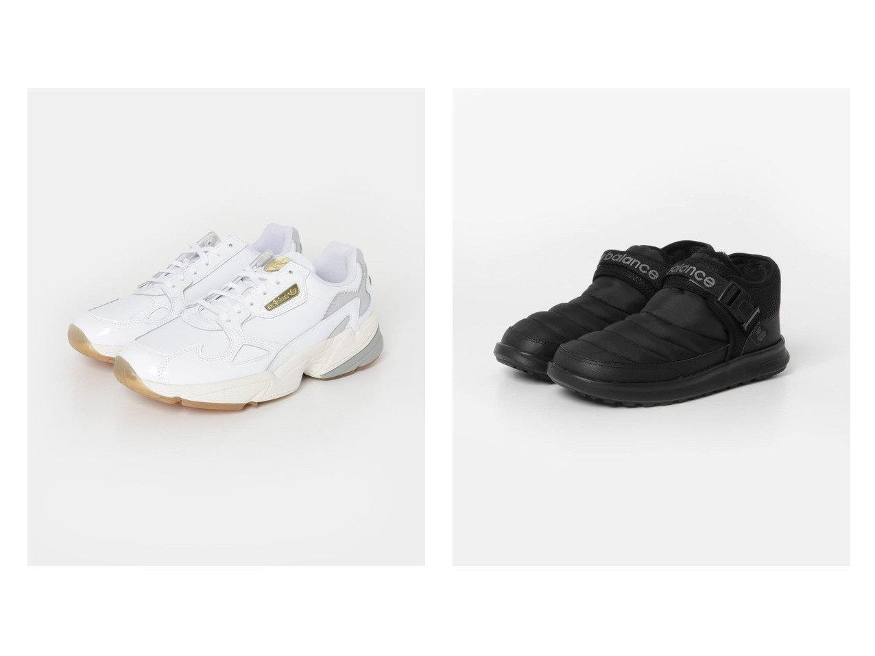 【URBAN RESEARCH/アーバンリサーチ】のadidas FALCON W&【URBAN RESEARCH DOORS/アーバンリサーチ ドアーズ】のNEW BALANCE MOC MID シューズ・靴のおすすめ!人気、トレンド・レディースファッションの通販 おすすめで人気の流行・トレンド、ファッションの通販商品 メンズファッション・キッズファッション・インテリア・家具・レディースファッション・服の通販 founy(ファニー) https://founy.com/ ファッション Fashion レディースファッション WOMEN シューズ スニーカー スポーツ スリッポン 人気 インソール バランス ベーシック ボストン |ID:crp329100000009800