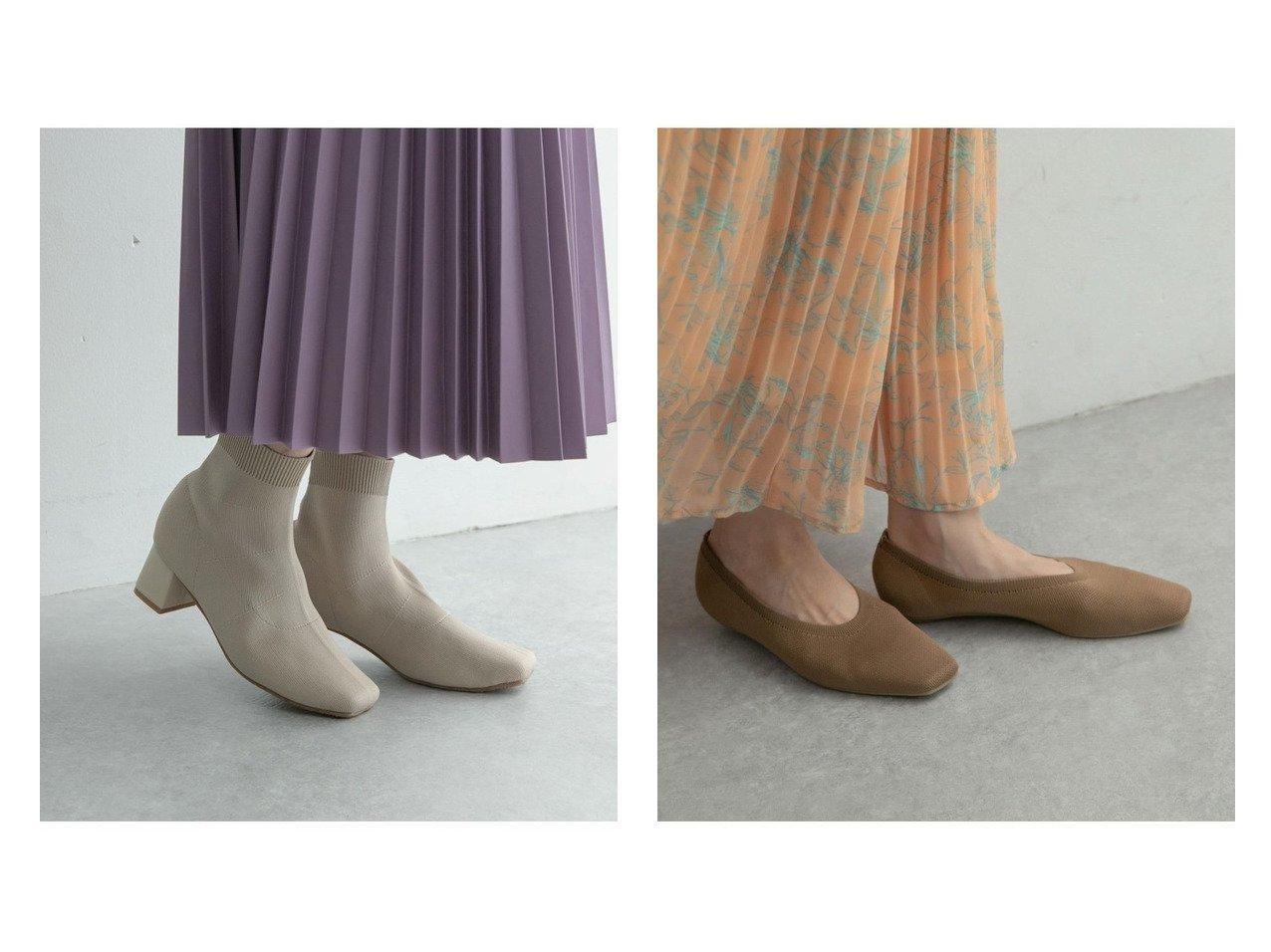 【RODE SKO/ロデスコ】のHILKKA フィットブーツ&HILJA フィットフラットシューズ シューズ・靴のおすすめ!人気、トレンド・レディースファッションの通販  おすすめで人気の流行・トレンド、ファッションの通販商品 メンズファッション・キッズファッション・インテリア・家具・レディースファッション・服の通販 founy(ファニー) https://founy.com/ ファッション Fashion レディースファッション WOMEN シューズ ショート フィット 春 バレエ フラット |ID:crp329100000009804