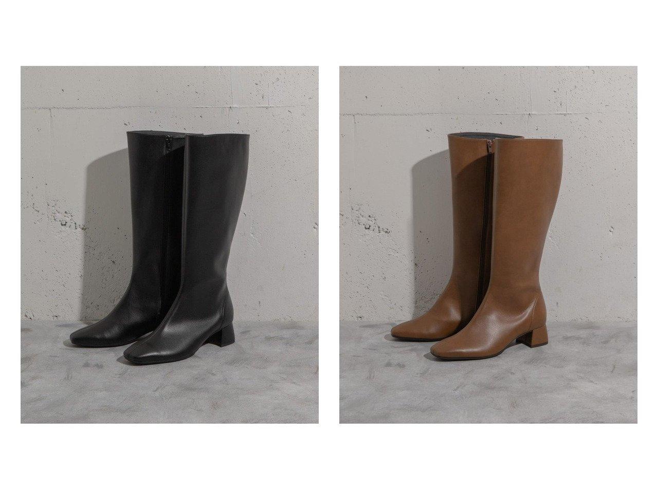 【RODE SKO/ロデスコ】のENCARNA ロングブーツ シューズ・靴のおすすめ!人気、トレンド・レディースファッションの通販  おすすめで人気の流行・トレンド、ファッションの通販商品 メンズファッション・キッズファッション・インテリア・家具・レディースファッション・服の通販 founy(ファニー) https://founy.com/ ファッション Fashion レディースファッション WOMEN シューズ ショート スキニーデニム ベーシック ロング 今季 |ID:crp329100000009806