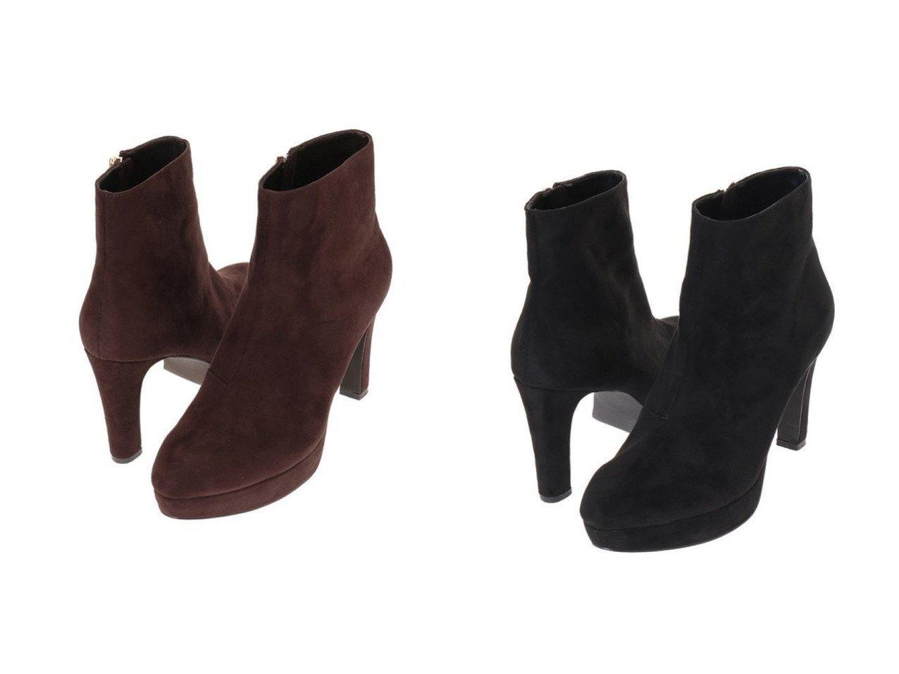 【31 Sons de mode/トランテアン ソン ドゥ モード】のフェイクスエードプラットフォームショートブーツ シューズ・靴のおすすめ!人気、トレンド・レディースファッションの通販  おすすめで人気の流行・トレンド、ファッションの通販商品 メンズファッション・キッズファッション・インテリア・家具・レディースファッション・服の通販 founy(ファニー) https://founy.com/ ファッション Fashion レディースファッション WOMEN 2020年 2020 2020-2021 秋冬 A/W AW Autumn/Winter / FW Fall-Winter 2020-2021 A/W 秋冬 AW Autumn/Winter / FW Fall-Winter 冬 Winter アーモンドトゥ シューズ ショート |ID:crp329100000009808