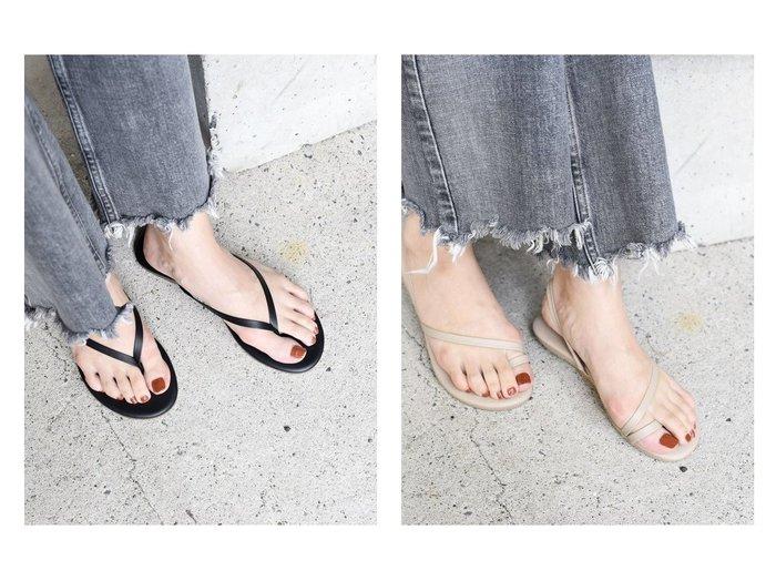 【SHIPS/シップス フォー ウィメン】のTKEES:LC SANDAL&TKEES:SANDAL シューズ・靴のおすすめ!人気、トレンド・レディースファッションの通販  おすすめファッション通販アイテム インテリア・キッズ・メンズ・レディースファッション・服の通販 founy(ファニー) https://founy.com/ ファッション Fashion レディースファッション WOMEN NEW・新作・新着・新入荷 New Arrivals サンダル シューズ シンプル ビーチ ベーシック ミュール リゾート 人気 |ID:crp329100000009814