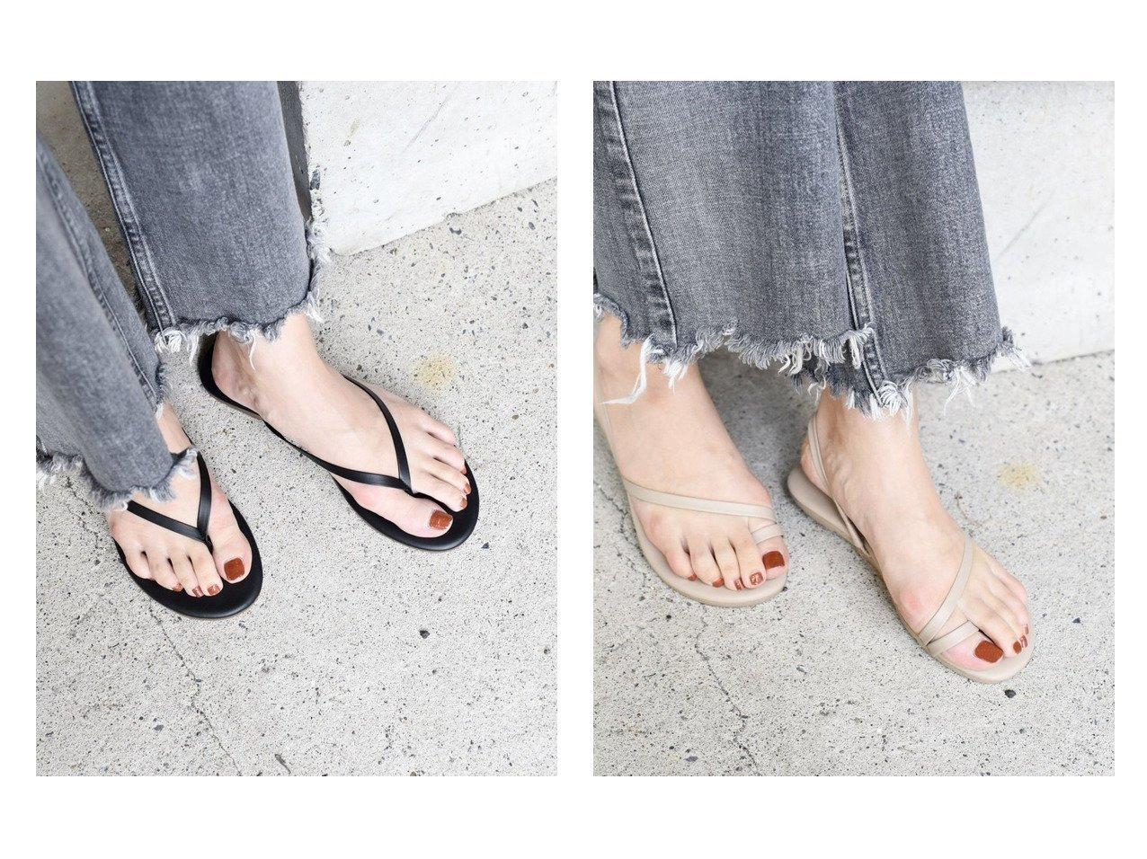 【SHIPS/シップス フォー ウィメン】のTKEES:LC SANDAL&TKEES:SANDAL シューズ・靴のおすすめ!人気、トレンド・レディースファッションの通販  おすすめで人気の流行・トレンド、ファッションの通販商品 メンズファッション・キッズファッション・インテリア・家具・レディースファッション・服の通販 founy(ファニー) https://founy.com/ ファッション Fashion レディースファッション WOMEN NEW・新作・新着・新入荷 New Arrivals サンダル シューズ シンプル ビーチ ベーシック ミュール リゾート 人気 |ID:crp329100000009814