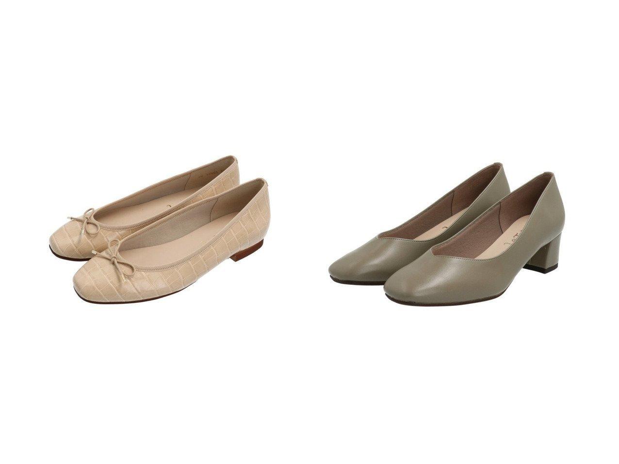 【Le Talon/ル タロン】の4cmスクエアVカットPS(21.5-25)&スクエアクロコバレエ(21-255) シューズ・靴のおすすめ!人気、トレンド・レディースファッションの通販  おすすめで人気の流行・トレンド、ファッションの通販商品 メンズファッション・キッズファッション・インテリア・家具・レディースファッション・服の通販 founy(ファニー) https://founy.com/ ファッション Fashion レディースファッション WOMEN 2020年 2020 2020-2021 秋冬 A/W AW Autumn/Winter / FW Fall-Winter 2020-2021 A/W 秋冬 AW Autumn/Winter / FW Fall-Winter インソール クッション シューズ スクエア バレエ ベーシック ライニング フォルム |ID:crp329100000009815
