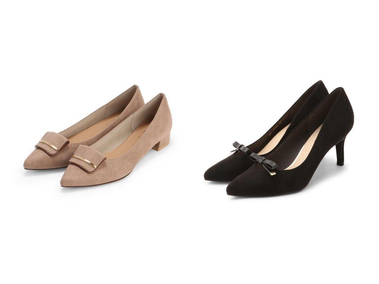 【Le Talon/ル タロン】の7cmホソリボンPS(22-25)&2.5cmポインテッドキリカエプレートフラット シューズ・靴のおすすめ!人気、トレンド・レディースファッションの通販  おすすめで人気の流行・トレンド、ファッションの通販商品 メンズファッション・キッズファッション・インテリア・家具・レディースファッション・服の通販 founy(ファニー) https://founy.com/ ファッション Fashion レディースファッション WOMEN 2020年 2020 2020-2021 秋冬 A/W AW Autumn/Winter / FW Fall-Winter 2020-2021 A/W 秋冬 AW Autumn/Winter / FW Fall-Winter シューズ フェミニン フォーマル リボン インソール クッション フラット 秋 |ID:crp329100000009825