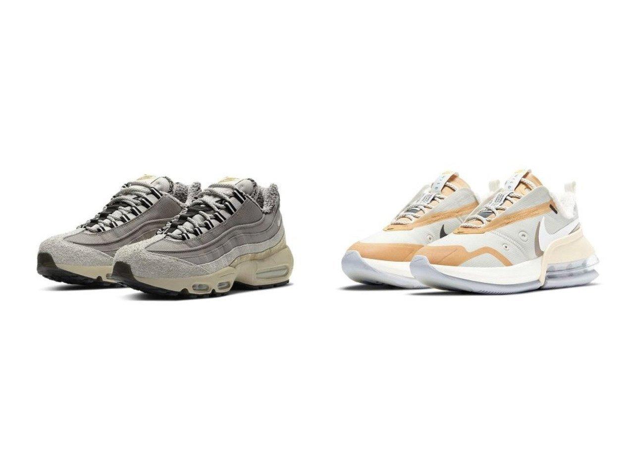 【emmi/エミ】の【NIKE】AIR MAX 95 SE&【NIKE】W AIR MAX UP シューズ・靴のおすすめ!人気、トレンド・レディースファッションの通販  おすすめで人気の流行・トレンド、ファッションの通販商品 メンズファッション・キッズファッション・インテリア・家具・レディースファッション・服の通販 founy(ファニー) https://founy.com/ ファッション Fashion レディースファッション WOMEN インソール インナー キャラクター シューズ スウェード スニーカー スペシャル スリッポン バスケット メッシュ レース A/W 秋冬 AW Autumn/Winter / FW Fall-Winter 厚底  ID:crp329100000009836