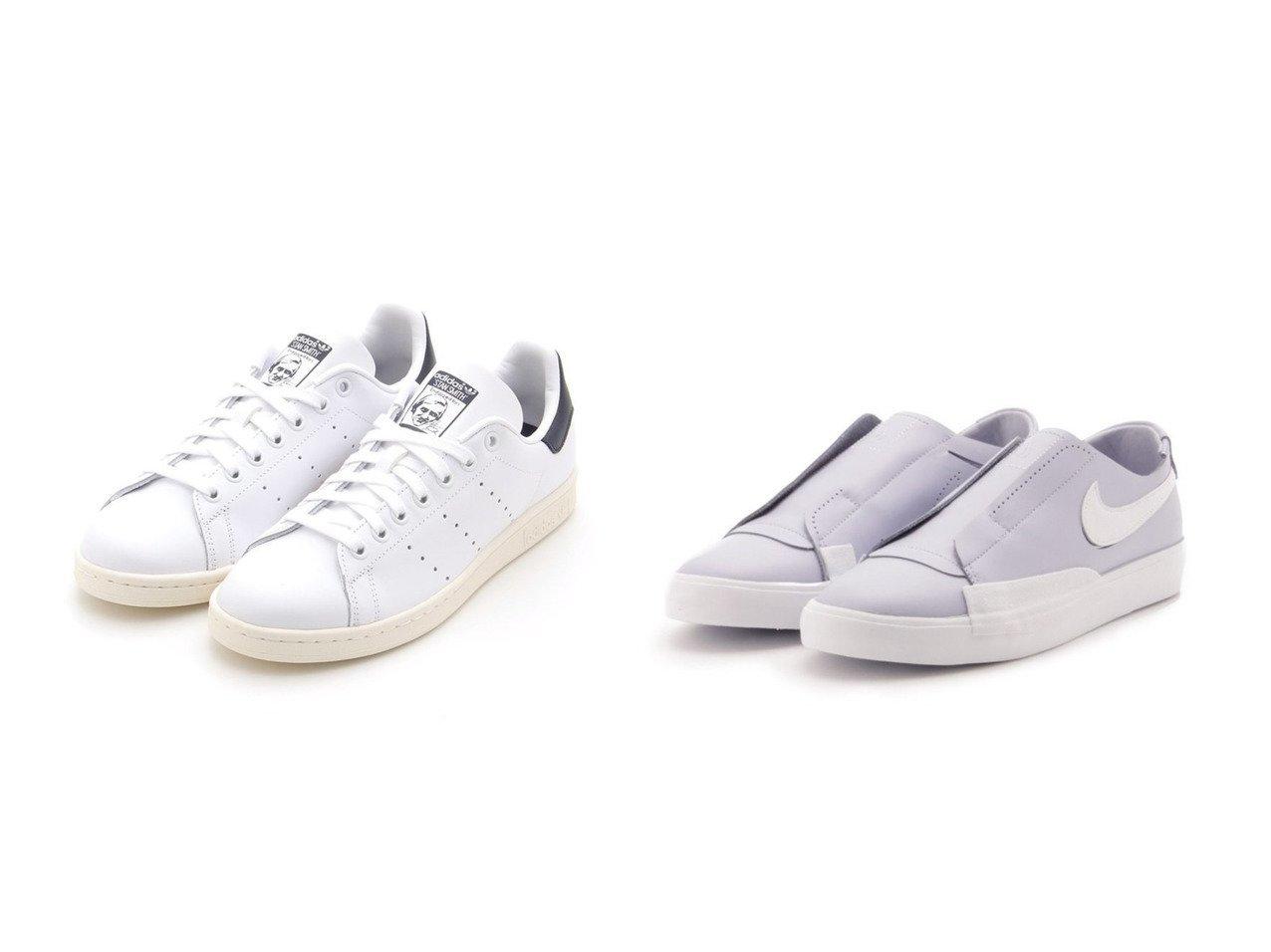 【emmi/エミ】の【adidas Originals】STAN SMITH&【NIKE】BLAZER SLIP シューズ・靴のおすすめ!人気、トレンド・レディースファッションの通販  おすすめで人気の流行・トレンド、ファッションの通販商品 メンズファッション・キッズファッション・インテリア・家具・レディースファッション・服の通販 founy(ファニー) https://founy.com/ ファッション Fashion レディースファッション WOMEN シューズ スニーカー スリッポン プレミアム インソール クッション シンプル  ID:crp329100000009840