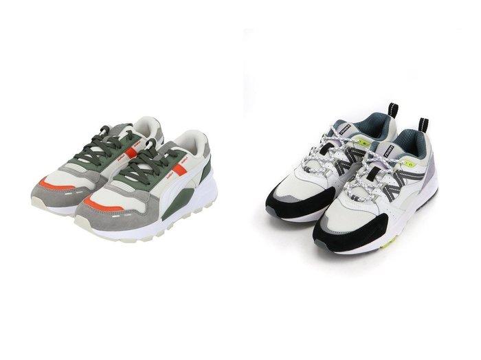 【KARHU/カルフ】のKARHU FUSION2.0 スニーカー&【PUMA/プーマ】のPUMA RS2.ウィンタライズド シューズ・靴のおすすめ!人気、トレンド・レディースファッションの通販  おすすめファッション通販アイテム レディースファッション・服の通販 founy(ファニー) ファッション Fashion レディースファッション WOMEN 2020年 2020 2020-2021 秋冬 A/W AW Autumn/Winter / FW Fall-Winter 2020-2021 A/W 秋冬 AW Autumn/Winter / FW Fall-Winter アクセサリー シューズ シンプル スニーカー スポーツ スリッポン パフォーマンス ボトム ランニング ワイド 人気 |ID:crp329100000009848