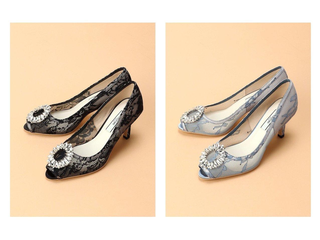 【CELFORD/セルフォード】のオープントゥレースシューズ シューズ・靴のおすすめ!人気、トレンド・レディースファッションの通販  おすすめで人気の流行・トレンド、ファッションの通販商品 メンズファッション・キッズファッション・インテリア・家具・レディースファッション・服の通販 founy(ファニー) https://founy.com/ ファッション Fashion レディースファッション WOMEN シューズ フロント メタル  ID:crp329100000009853