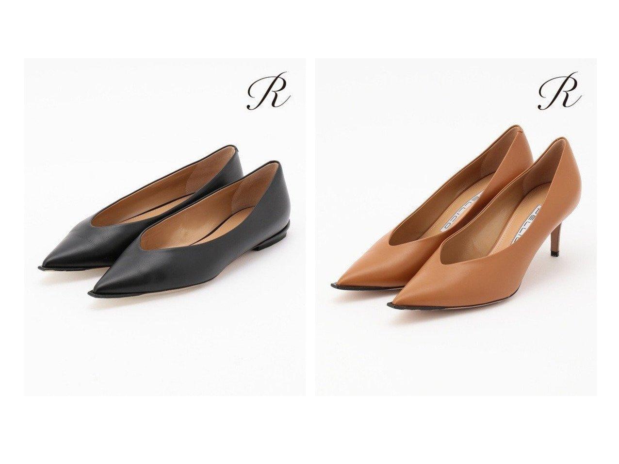 【NIJYUSANKU/23区】の【R(アール)】PELLICO ポインテッド ワイド エッジ パンプス(番号R65)&【R(アール)】PELLICO ポインテッド ワイド フラット シューズ(番号R64) シューズ・靴のおすすめ!人気、トレンド・レディースファッションの通販  おすすめで人気の流行・トレンド、ファッションの通販商品 メンズファッション・キッズファッション・インテリア・家具・レディースファッション・服の通販 founy(ファニー) https://founy.com/ ファッション Fashion レディースファッション WOMEN イタリア エレガント コレクション シューズ シンプル スエード スペシャル スマート 人気 フォルム フラット ベーシック ポインテッド ワイド 2020年 2020 2020-2021 秋冬 A/W AW Autumn/Winter / FW Fall-Winter 2020-2021 送料無料 Free Shipping |ID:crp329100000009858