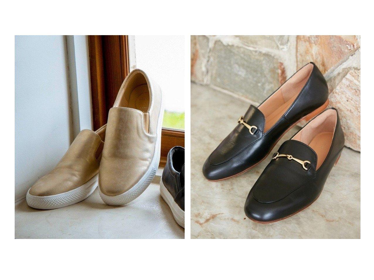 【J.PRESS/ジェイ プレス】の【足をサポートする8機能有】ビットローファー シューズ&【any SiS/エニィ スィス】のシンプルユース スリッポン スニーカー シューズ・靴のおすすめ!人気、トレンド・レディースファッションの通販  おすすめで人気の流行・トレンド、ファッションの通販商品 メンズファッション・キッズファッション・インテリア・家具・レディースファッション・服の通販 founy(ファニー) https://founy.com/ ファッション Fashion レディースファッション WOMEN 送料無料 Free Shipping シンプル スニーカー スリッポン フェミニン 再入荷 Restock/Back in Stock/Re Arrival クッション シューズ フィット マニッシュ ライニング NEW・新作・新着・新入荷 New Arrivals |ID:crp329100000009859