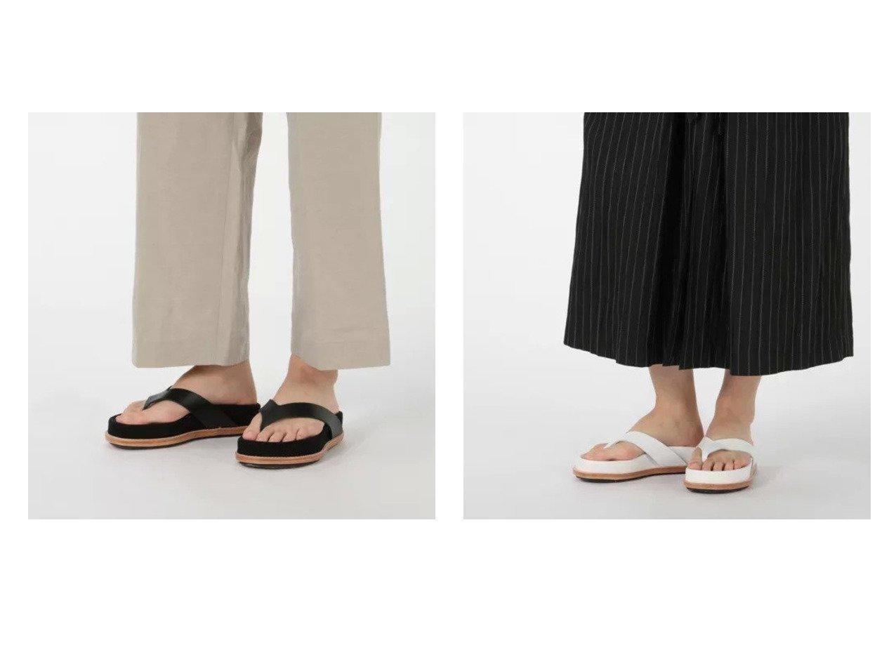 【JANE SMITH/ジェーンスミス】のFRIP FROP SANDALS シューズ・靴のおすすめ!人気、トレンド・レディースファッションの通販  おすすめで人気の流行・トレンド、ファッションの通販商品 メンズファッション・キッズファッション・インテリア・家具・レディースファッション・服の通販 founy(ファニー) https://founy.com/ ファッション Fashion レディースファッション WOMEN サンダル シューズ ビーチ |ID:crp329100000009868