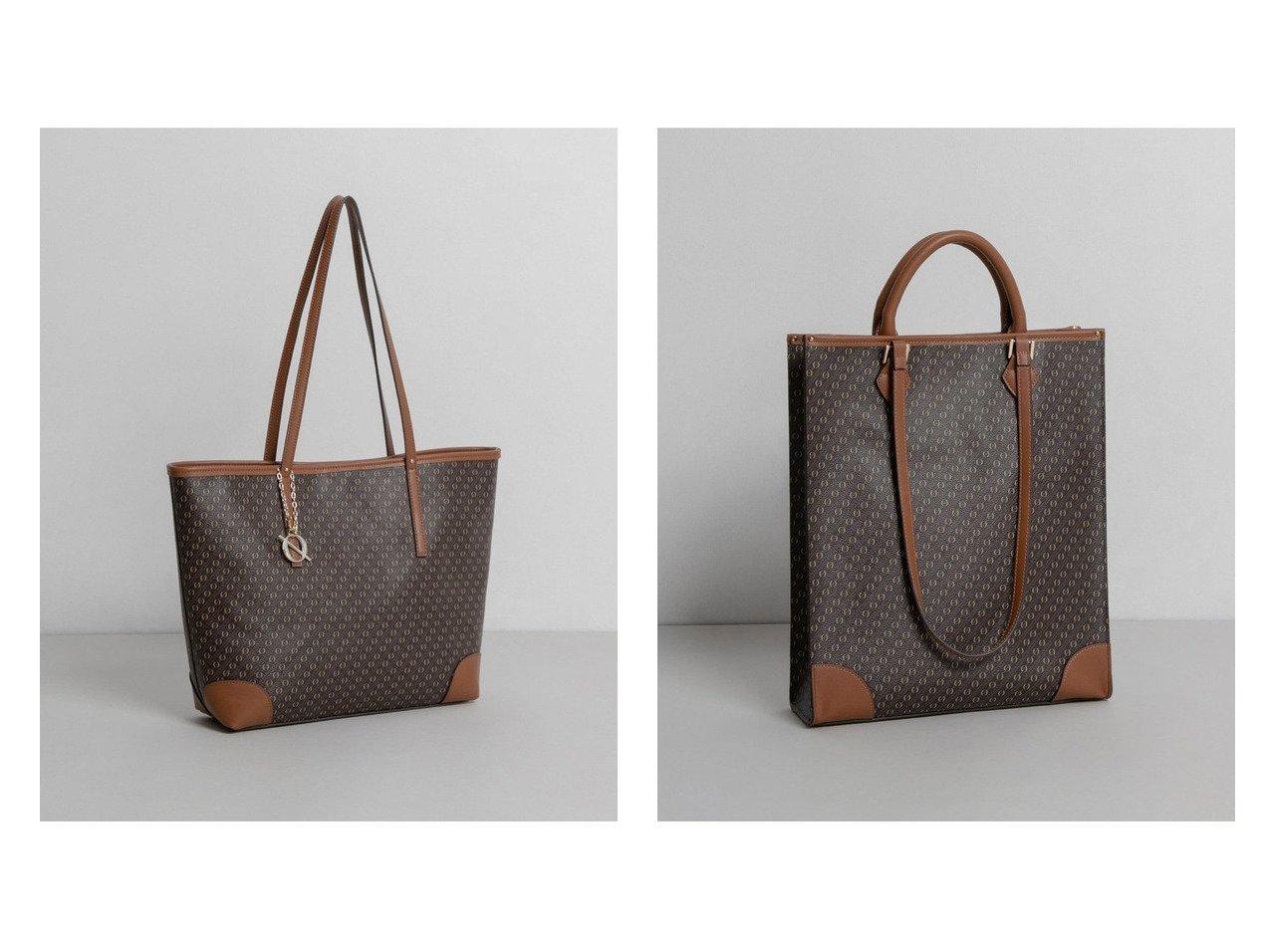 【RODE SKO/ロデスコ】のSUELO モノグラムビッグトートバッグ&SUOMA モノグラムスクエアトートバッグ バッグ・鞄のおすすめ!人気、トレンド・レディースファッションの通販  おすすめで人気の流行・トレンド、ファッションの通販商品 メンズファッション・キッズファッション・インテリア・家具・レディースファッション・服の通販 founy(ファニー) https://founy.com/ ファッション Fashion レディースファッション WOMEN バッグ Bag ショルダー チャーム ポケット |ID:crp329100000009908
