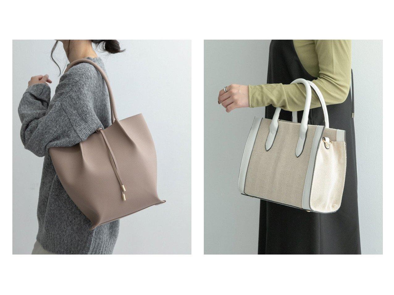 【RODE SKO/ロデスコ】のADONCIA ストリング付トートバッグ&JANNA キャンバス切替トートバッグ バッグ・鞄のおすすめ!人気、トレンド・レディースファッションの通販  おすすめで人気の流行・トレンド、ファッションの通販商品 メンズファッション・キッズファッション・インテリア・家具・レディースファッション・服の通販 founy(ファニー) https://founy.com/ ファッション Fashion レディースファッション WOMEN バッグ Bag ショルダー シンプル ストリング マグネット キャンバス スカーフ チャーム フェイクレザー ボックス ポケット ポーチ 切替 |ID:crp329100000009909