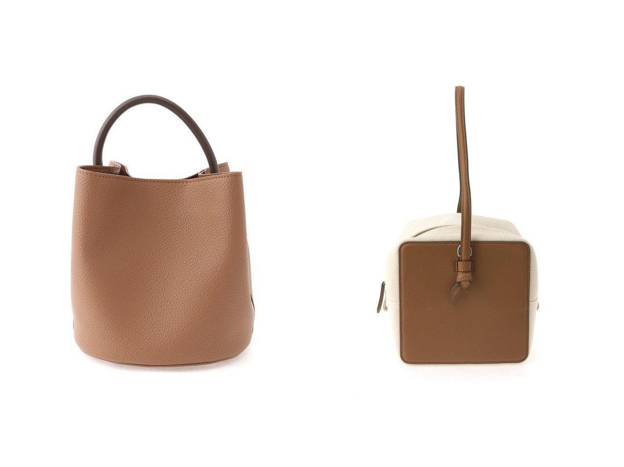 【tov/トーヴ】のキューブバッグ&【Le Talon/ル タロン】のLe Talon ワンハンドルカラーコンビバッグ バッグ・鞄のおすすめ!人気、トレンド・レディースファッションの通販  おすすめで人気の流行・トレンド、ファッションの通販商品 メンズファッション・キッズファッション・インテリア・家具・レディースファッション・服の通販 founy(ファニー) https://founy.com/ ファッション Fashion レディースファッション WOMEN バッグ Bag 2020年 2020 2020-2021 秋冬 A/W AW Autumn/Winter / FW Fall-Winter 2020-2021 A/W 秋冬 AW Autumn/Winter / FW Fall-Winter ハンドバッグ バケツ フォルム |ID:crp329100000009918