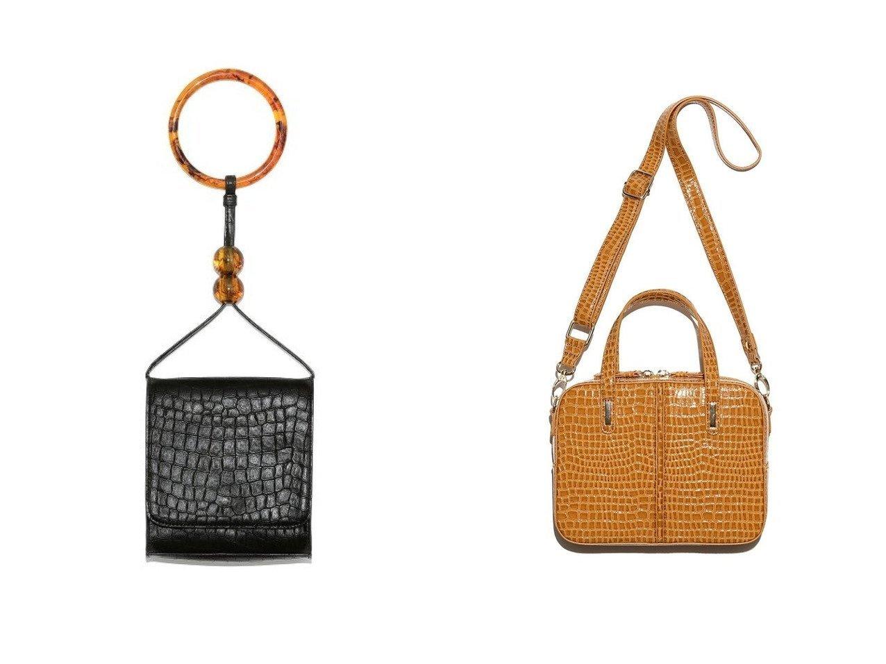 【Lily Brown/リリーブラウン】のスクエアクラシックバッグ&マーブルハンドルミニバッグ バッグ・鞄のおすすめ!人気、トレンド・レディースファッションの通販  おすすめで人気の流行・トレンド、ファッションの通販商品 メンズファッション・キッズファッション・インテリア・家具・レディースファッション・服の通販 founy(ファニー) https://founy.com/ ファッション Fashion レディースファッション WOMEN バッグ Bag コンパクト スマート ポケット マーブル ミックス 今季 クラシカル ショルダー スクエア メタル ヴィンテージ 人気 定番 A/W 秋冬 AW Autumn/Winter / FW Fall-Winter |ID:crp329100000009925
