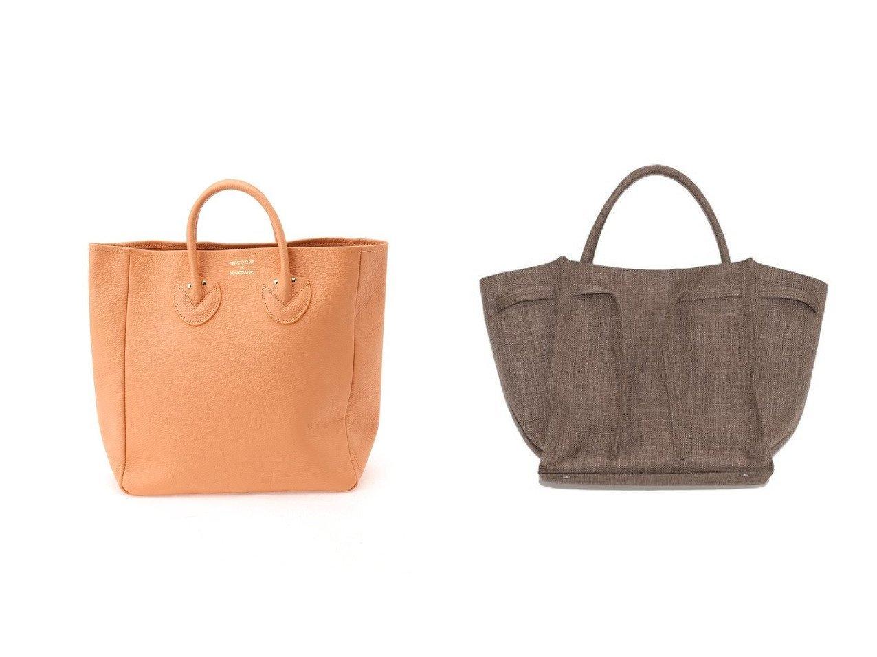 【YOUNG & OLSEN The DRYGOODS STORE/ヤングアンドオルセン】のYOUNG&EMBOSSED レザートートバッグ&【Mila Owen/ミラオーウェン】のキャンバストートバッグ バッグ・鞄のおすすめ!人気、トレンド・レディースファッションの通販  おすすめで人気の流行・トレンド、ファッションの通販商品 メンズファッション・キッズファッション・インテリア・家具・レディースファッション・服の通販 founy(ファニー) https://founy.com/ ファッション Fashion レディースファッション WOMEN バッグ Bag 2020年 2020 2020-2021 秋冬 A/W AW Autumn/Winter / FW Fall-Winter 2020-2021 A/W 秋冬 AW Autumn/Winter / FW Fall-Winter クラッチ コレクション シンプル スカーフ ベーシック 今季 春 12月号 キャンバス クラシック リネン  ID:crp329100000009926
