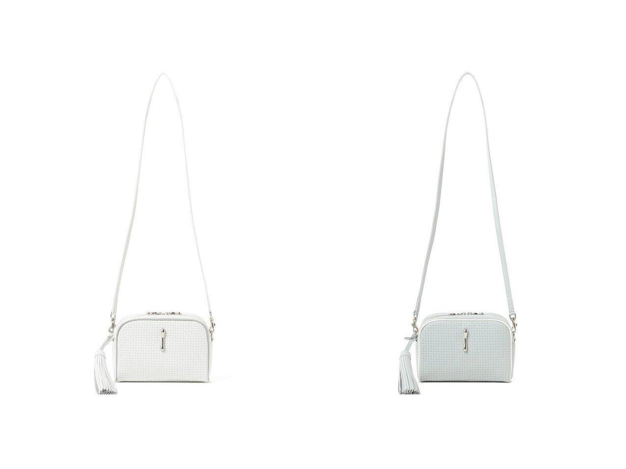 【Demi-Luxe BEAMS/デミルクス ビームス】のTOFF& レヴュー メッシュ ショルダーバッグ バッグ・鞄のおすすめ!人気、トレンド・レディースファッションの通販  おすすめで人気の流行・トレンド、ファッションの通販商品 メンズファッション・キッズファッション・インテリア・家具・レディースファッション・服の通販 founy(ファニー) https://founy.com/ ファッション Fashion レディースファッション WOMEN バッグ Bag クラシック クール シルバー スマート 財布 タッセル 定番 バランス メッシュ モダン  ID:crp329100000009929