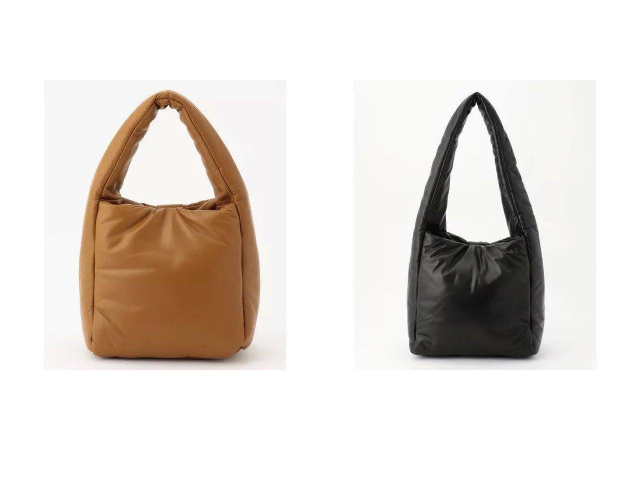 【JOSEPH/ジョゼフ】のパデッド レザーバッグ スロウチS&パデッド レザーバッグ スロウチXL バッグ・鞄のおすすめ!人気、トレンド・レディースファッションの通販  おすすめで人気の流行・トレンド、ファッションの通販商品 メンズファッション・キッズファッション・インテリア・家具・レディースファッション・服の通販 founy(ファニー) https://founy.com/ ファッション Fashion レディースファッション WOMEN トレンド バランス フォルム モダン ラグジュアリー シンプル ビッグ ロング 今季  ID:crp329100000009938
