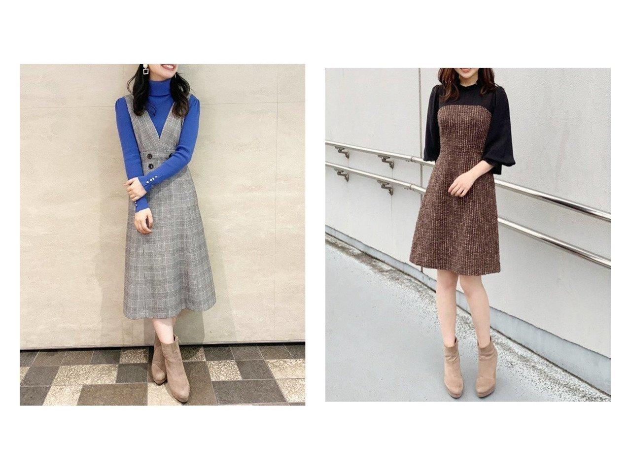 【31 Sons de mode/トランテアン ソン ドゥ モード】のバックリボンツイードワンピース&バックリボン2WAYジャンスカ ワンピース・ドレスのおすすめ!人気、トレンド・レディースファッションの通販  おすすめで人気の流行・トレンド、ファッションの通販商品 メンズファッション・キッズファッション・インテリア・家具・レディースファッション・服の通販 founy(ファニー) https://founy.com/ ファッション Fashion レディースファッション WOMEN ワンピース Dress エレガント カットソー クラシック スニーカー チェック ブルゾン モノトーン リボン 冬 Winter A/W 秋冬 AW Autumn/Winter / FW Fall-Winter 2020年 2020 2020-2021 秋冬 A/W AW Autumn/Winter / FW Fall-Winter 2020-2021 |ID:crp329100000010077
