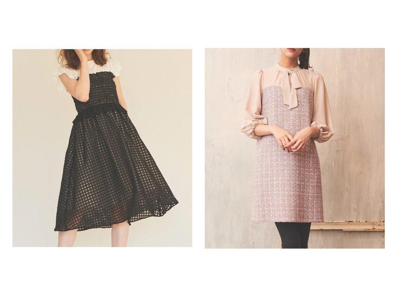 【31 Sons de mode/トランテアン ソン ドゥ モード】のツイードサックワンピース&Tシャツ付きギンガムワンピース ワンピース・ドレスのおすすめ!人気、トレンド・レディースファッションの通販  おすすめで人気の流行・トレンド、ファッションの通販商品 メンズファッション・キッズファッション・インテリア・家具・レディースファッション・服の通販 founy(ファニー) https://founy.com/ ファッション Fashion レディースファッション WOMEN ワンピース Dress NEW・新作・新着・新入荷 New Arrivals 2021年 2021 2021 春夏 S/S SS Spring/Summer 2021 S/S 春夏 SS Spring/Summer ギンガム 半袖 アクセサリー ガーリー ギャザー クラシカル シューズ ジョーゼット スリーブ チェスターコート ツイード ドッキング 長袖 フェミニン フラット ミュール ラベンダー 冬 Winter A/W 秋冬 AW Autumn/Winter / FW Fall-Winter 2020年 2020 2020-2021 秋冬 A/W AW Autumn/Winter / FW Fall-Winter 2020-2021 |ID:crp329100000010079