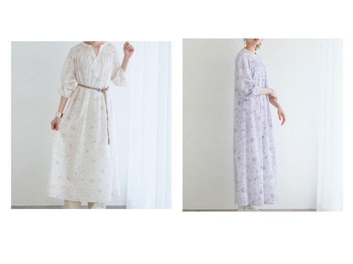 【VIS/ビス】のキャミペチ付ギャザーAラインワンピース ワンピース・ドレスのおすすめ!人気、トレンド・レディースファッションの通販  おすすめファッション通販アイテム インテリア・キッズ・メンズ・レディースファッション・服の通販 founy(ファニー) https://founy.com/ ファッション Fashion レディースファッション WOMEN ワンピース Dress Aラインワンピース A-line Dress NEW・新作・新着・新入荷 New Arrivals ギャザー スニーカー バランス ブラウジング ロング |ID:crp329100000010103