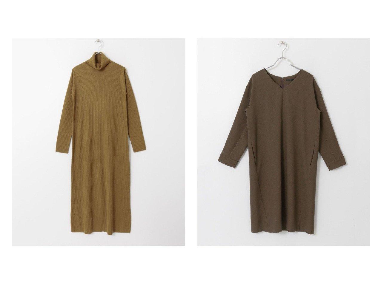 【URBAN RESEARCH ROSSO/アーバンリサーチ ロッソ】のリブタートルマキシワンピース&Aラインワンピース ワンピース・ドレスのおすすめ!人気、トレンド・レディースファッションの通販  おすすめで人気の流行・トレンド、ファッションの通販商品 メンズファッション・キッズファッション・インテリア・家具・レディースファッション・服の通販 founy(ファニー) https://founy.com/ ファッション Fashion レディースファッション WOMEN ワンピース Dress マキシワンピース Maxi Dress Aラインワンピース A-line Dress NEW・新作・新着・新入荷 New Arrivals ベスト ポケット マキシ 今季 |ID:crp329100000010105