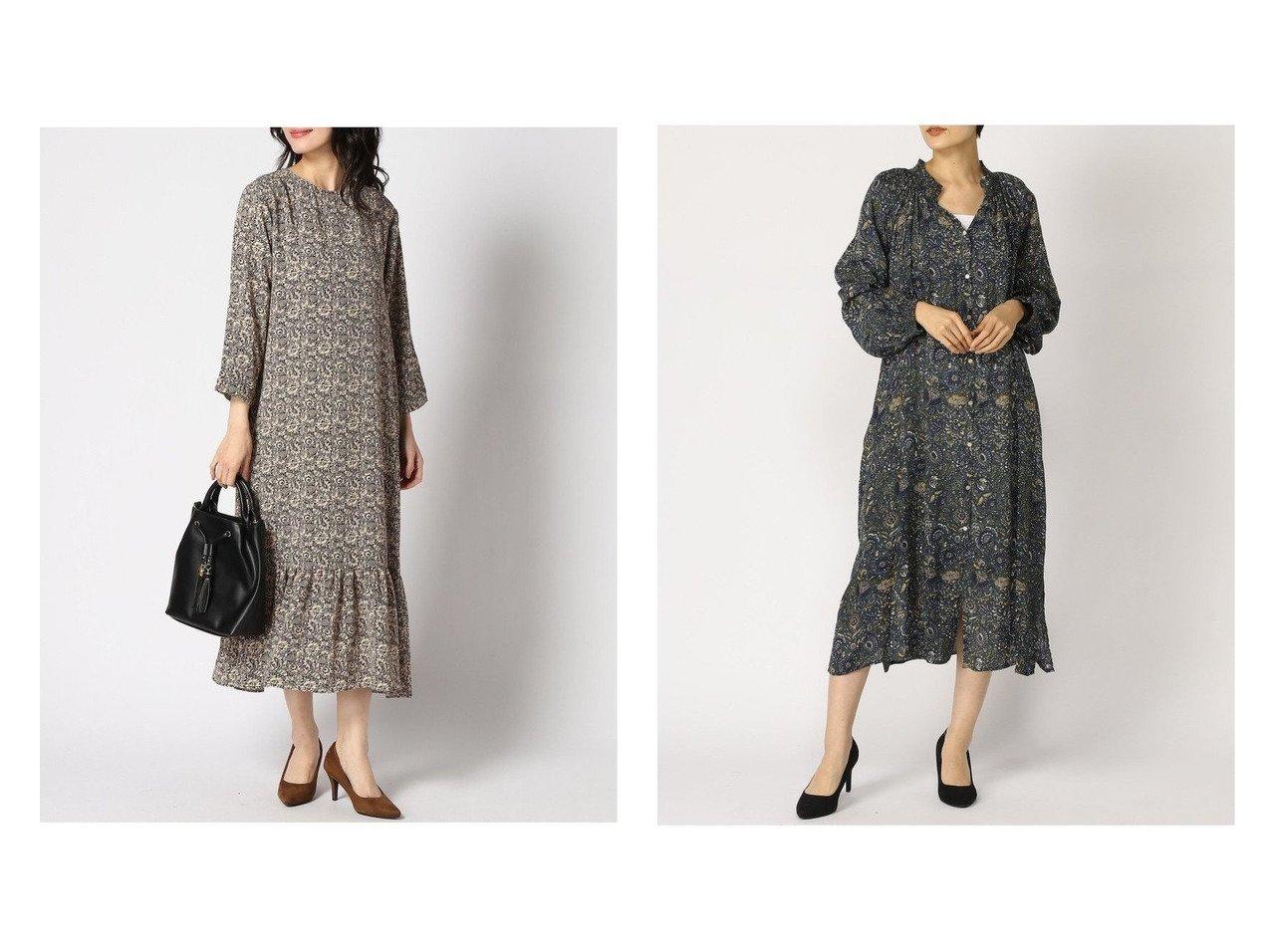 【JOURNAL STANDARD relume/ジャーナルスタンダード レリューム】のシャーリングギャザー LONG OP&ガラギャザーキリカエOP ワンピース・ドレスのおすすめ!人気、トレンド・レディースファッションの通販  おすすめで人気の流行・トレンド、ファッションの通販商品 メンズファッション・キッズファッション・インテリア・家具・レディースファッション・服の通販 founy(ファニー) https://founy.com/ ファッション Fashion レディースファッション WOMEN ワンピース Dress NEW・新作・新着・新入荷 New Arrivals 2020年 2020 2020-2021 秋冬 A/W AW Autumn/Winter / FW Fall-Winter 2020-2021 A/W 秋冬 AW Autumn/Winter / FW Fall-Winter 長袖 |ID:crp329100000010166