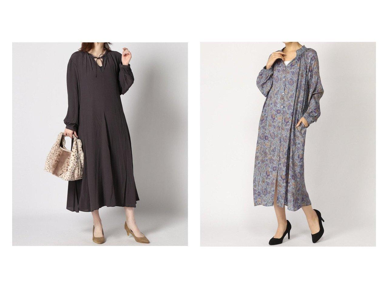 【JOURNAL STANDARD relume/ジャーナルスタンダード レリューム】のRayonマーメイドギャザーOP&シャーリングギャザー LONG OP ワンピース・ドレスのおすすめ!人気、トレンド・レディースファッションの通販  おすすめで人気の流行・トレンド、ファッションの通販商品 メンズファッション・キッズファッション・インテリア・家具・レディースファッション・服の通販 founy(ファニー) https://founy.com/ ファッション Fashion レディースファッション WOMEN ワンピース Dress 2020年 2020 2020-2021 秋冬 A/W AW Autumn/Winter / FW Fall-Winter 2020-2021 A/W 秋冬 AW Autumn/Winter / FW Fall-Winter ギャザー マーメイド ルーズ ロング 長袖 |ID:crp329100000010167