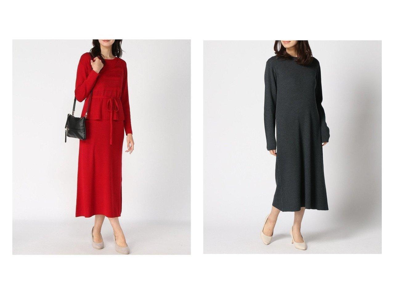【Plage/プラージュ】のminimal rib KN ワンピース&【NOBLE / Spick & Span/ノーブル / スピック&スパン】のワンショルレイヤードニットワンピース ワンピース・ドレスのおすすめ!人気、トレンド・レディースファッションの通販  おすすめで人気の流行・トレンド、ファッションの通販商品 メンズファッション・キッズファッション・インテリア・家具・レディースファッション・服の通販 founy(ファニー) https://founy.com/ ファッション Fashion レディースファッション WOMEN ワンピース Dress ニットワンピース Knit Dresses キャミソール ショルダー ドット ボーダー 冬 Winter A/W 秋冬 AW Autumn/Winter / FW Fall-Winter 2020年 2020 2020-2021 秋冬 A/W AW Autumn/Winter / FW Fall-Winter 2020-2021 |ID:crp329100000010181