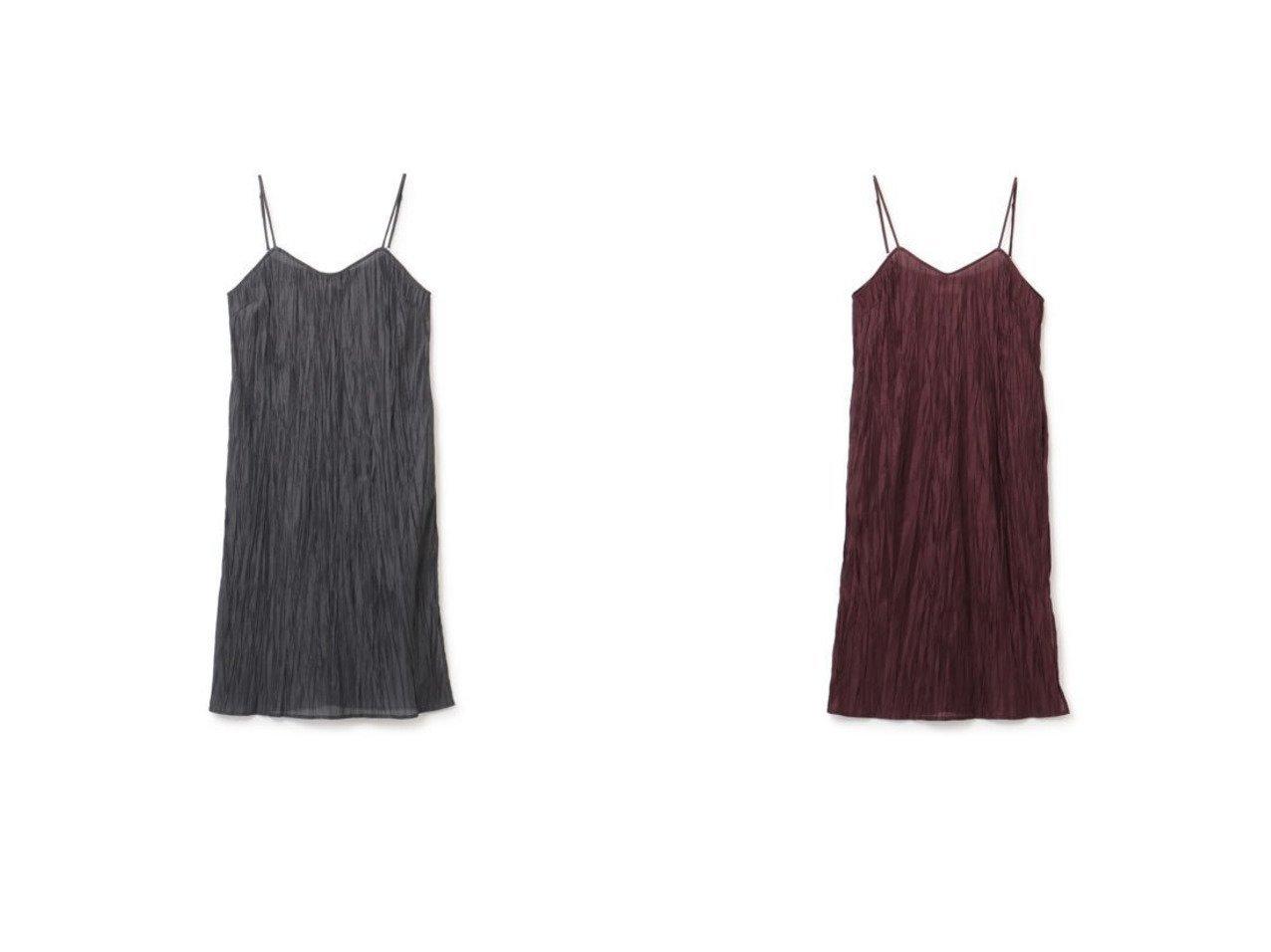 【R JUBILEE/アール ジュビリー】のCamisole Dress ワンピース・ドレスのおすすめ!人気、トレンド・レディースファッションの通販  おすすめで人気の流行・トレンド、ファッションの通販商品 メンズファッション・キッズファッション・インテリア・家具・レディースファッション・服の通販 founy(ファニー) https://founy.com/ ファッション Fashion レディースファッション WOMEN ワンピース Dress ドレス Party Dresses キャミソール ドレス ノースリーブ フォーマル |ID:crp329100000010236