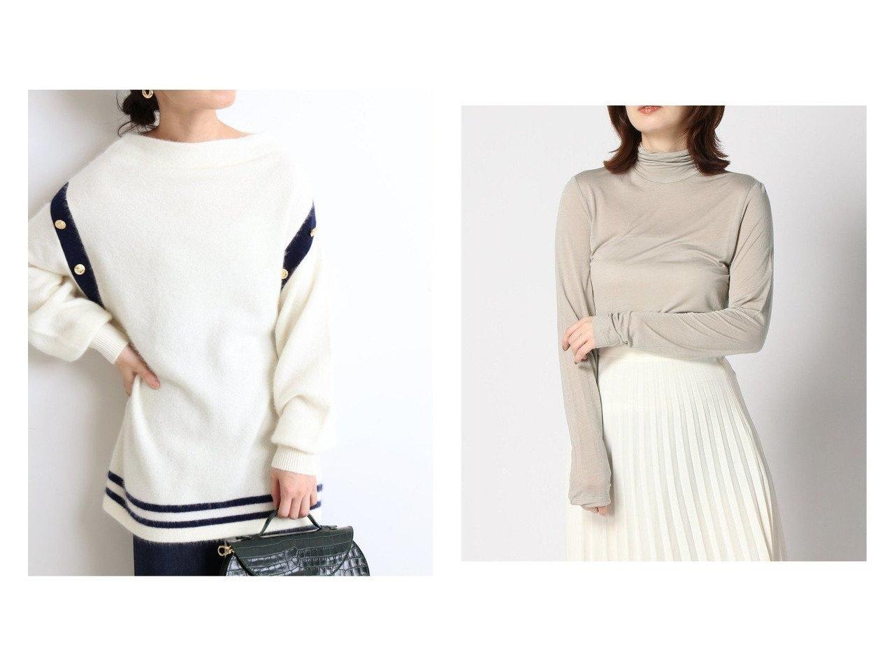 【SLOBE IENA/スローブ イエナ】のアンゴラシャギーマリンKN&【IENA/イエナ】のシルクレーヨンTS トップス・カットソーのおすすめ!人気、トレンド・レディースファッションの通販  おすすめで人気の流行・トレンド、ファッションの通販商品 メンズファッション・キッズファッション・インテリア・家具・レディースファッション・服の通販 founy(ファニー) https://founy.com/ ファッション Fashion レディースファッション WOMEN トップス Tops Tshirt ニット Knit Tops カットソー Cut and Sewn タートルネック Turtleneck 2020年 2020 2020-2021 秋冬 A/W AW Autumn/Winter / FW Fall-Winter 2020-2021 A/W 秋冬 AW Autumn/Winter / FW Fall-Winter アンゴラ シンプル ボトム リラックス 長袖 NEW・新作・新着・新入荷 New Arrivals ウォッシャブル カットソー シルク |ID:crp329100000010323
