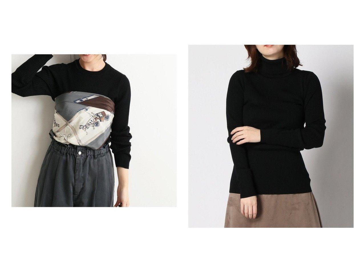 【SLOBE IENA/スローブ イエナ】の2*N ニット&5*N ニット トップス・カットソーのおすすめ!人気、トレンド・レディースファッションの通販  おすすめで人気の流行・トレンド、ファッションの通販商品 メンズファッション・キッズファッション・インテリア・家具・レディースファッション・服の通販 founy(ファニー) https://founy.com/ ファッション Fashion レディースファッション WOMEN トップス Tops Tshirt ニット Knit Tops NEW・新作・新着・新入荷 New Arrivals 2020年 2020 2020-2021 秋冬 A/W AW Autumn/Winter / FW Fall-Winter 2020-2021 A/W 秋冬 AW Autumn/Winter / FW Fall-Winter コンパクト シンプル ベーシック ボトム 長袖 |ID:crp329100000010349