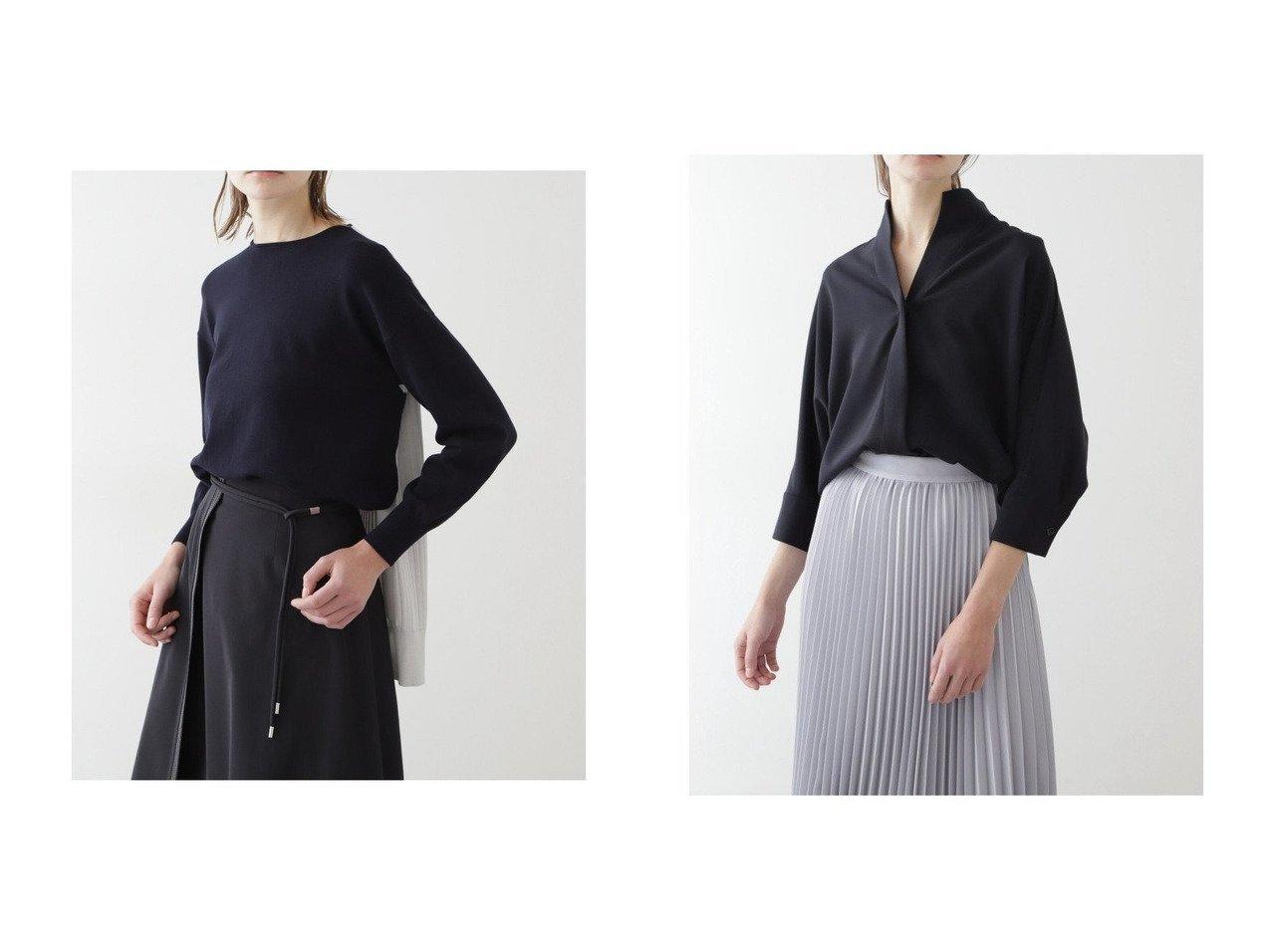 【BOSCH/ボッシュ】のコットンモダールバイカラーニット&VISPOLYNOトロピカルセットアップシャツ トップス・カットソーのおすすめ!人気、トレンド・レディースファッションの通販  おすすめで人気の流行・トレンド、ファッションの通販商品 メンズファッション・キッズファッション・インテリア・家具・レディースファッション・服の通販 founy(ファニー) https://founy.com/ ファッション Fashion レディースファッション WOMEN トップス Tops Tshirt ニット Knit Tops シャツ/ブラウス Shirts Blouses NEW・新作・新着・新入荷 New Arrivals ストレッチ スリット スリム ツイスト ワイドリブ 再入荷 Restock/Back in Stock/Re Arrival |ID:crp329100000010521