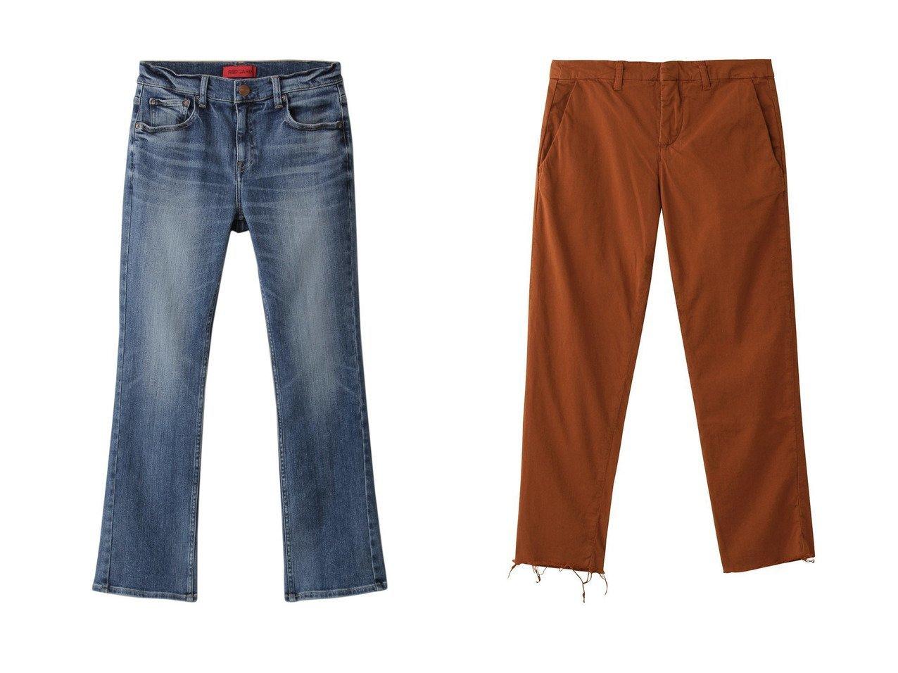 【Frank&Eileen/フランク&アイリーン】のWICKLOW チノパン&【RED CARD/レッドカード】のWoodstock ブーツカットデニムパンツ パンツのおすすめ!人気、トレンド・レディースファッションの通販 おすすめで人気の流行・トレンド、ファッションの通販商品 メンズファッション・キッズファッション・インテリア・家具・レディースファッション・服の通販 founy(ファニー) https://founy.com/ ファッション Fashion レディースファッション WOMEN パンツ Pants デニムパンツ Denim Pants 2020年 2020 2020-2021 秋冬 A/W AW Autumn/Winter / FW Fall-Winter 2020-2021 2021年 2021 2021 春夏 S/S SS Spring/Summer 2021 カーゴパンツ 春 Spring A/W 秋冬 AW Autumn/Winter / FW Fall-Winter |ID:crp329100000010692